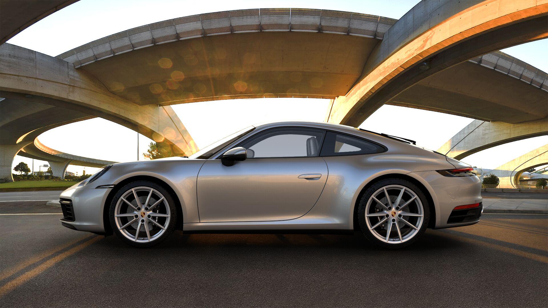 2019 Porsche 992 911 02
