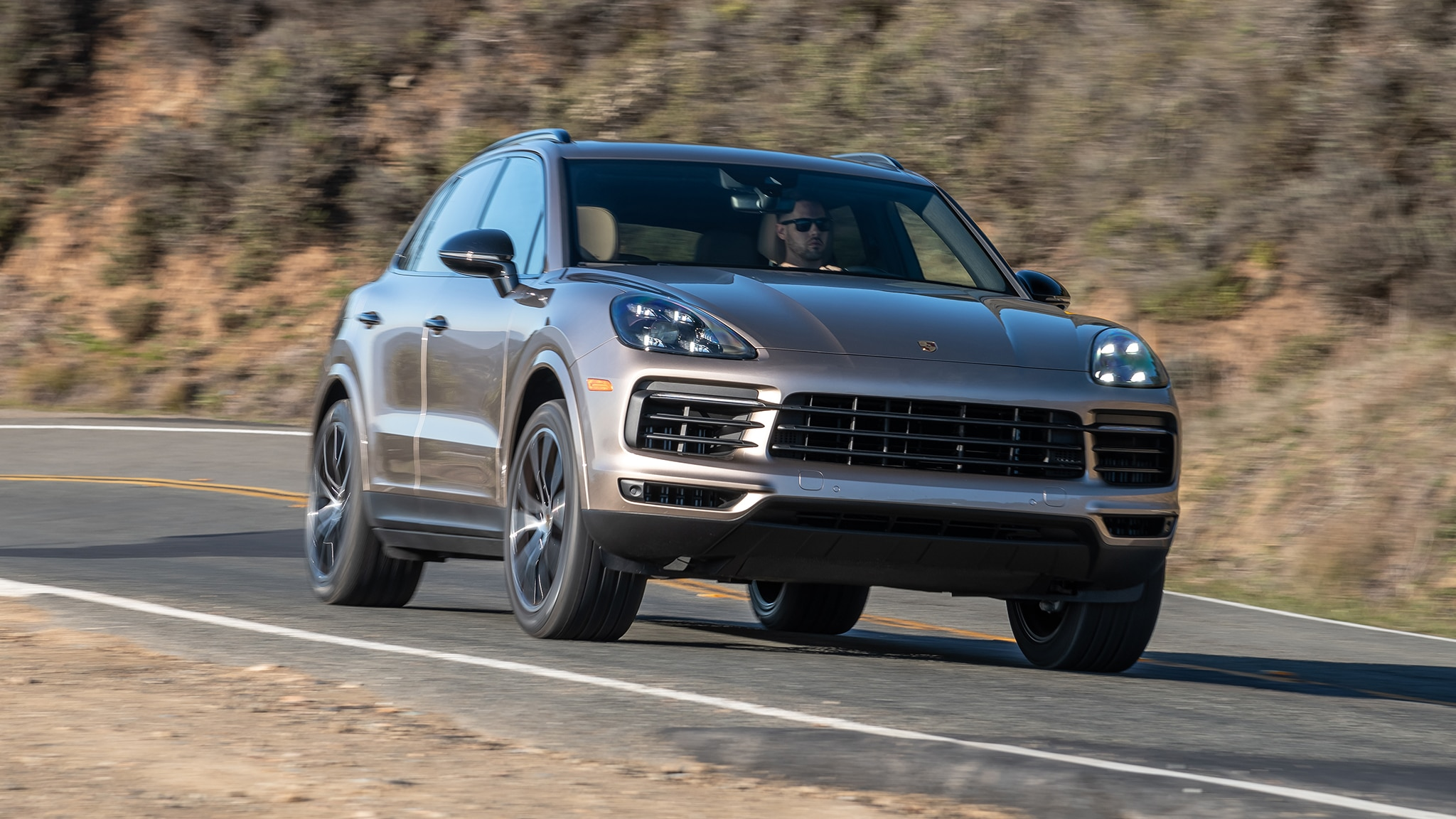 2019 Porsche Cayenne S Review: Staggeringly Well-Rounded