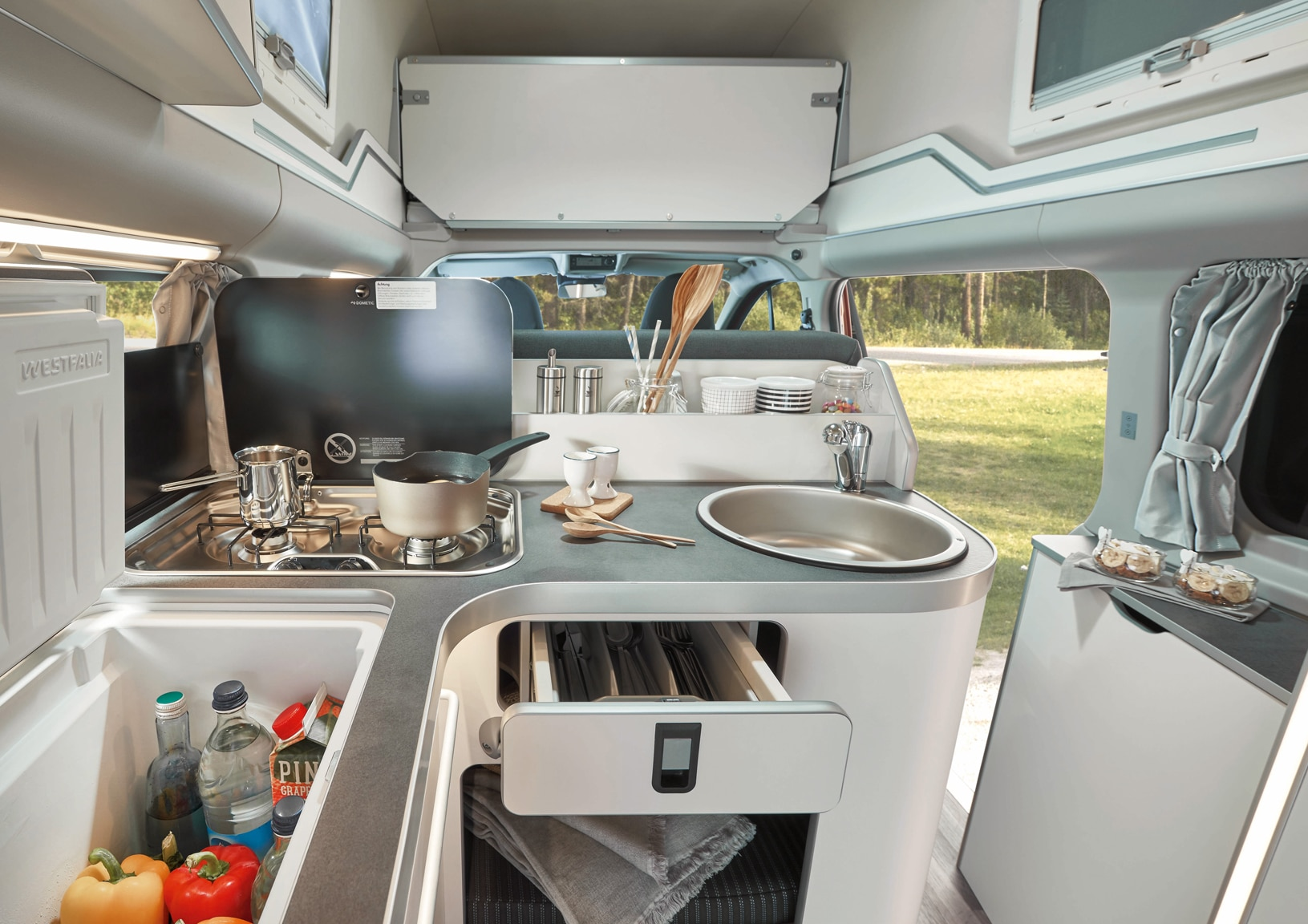 Ford Transit Custom Nugget Camper Is Really Neat ...