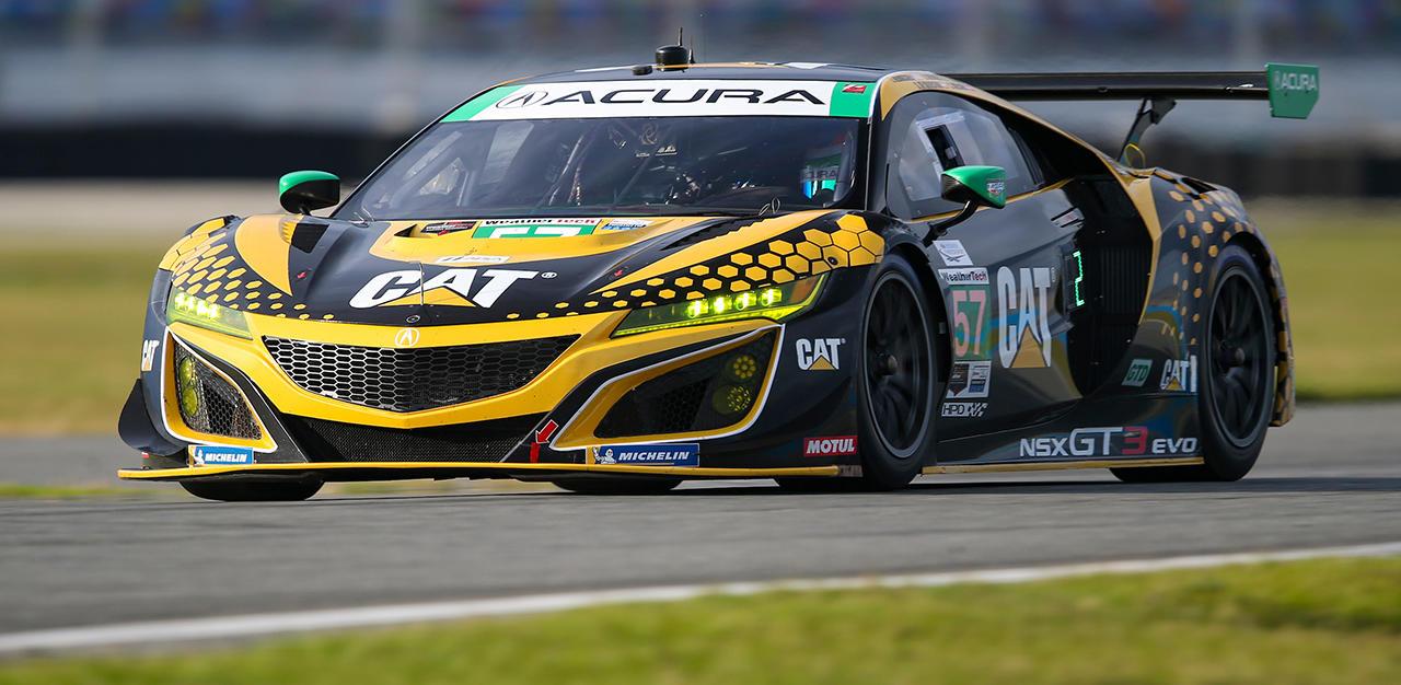 2019_Acura Race Team At Daytona