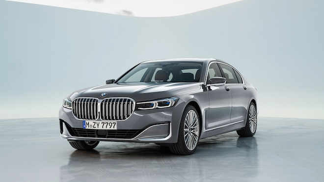 2020 Bmw 7 Series Refreshed With Big Power Big Comfort