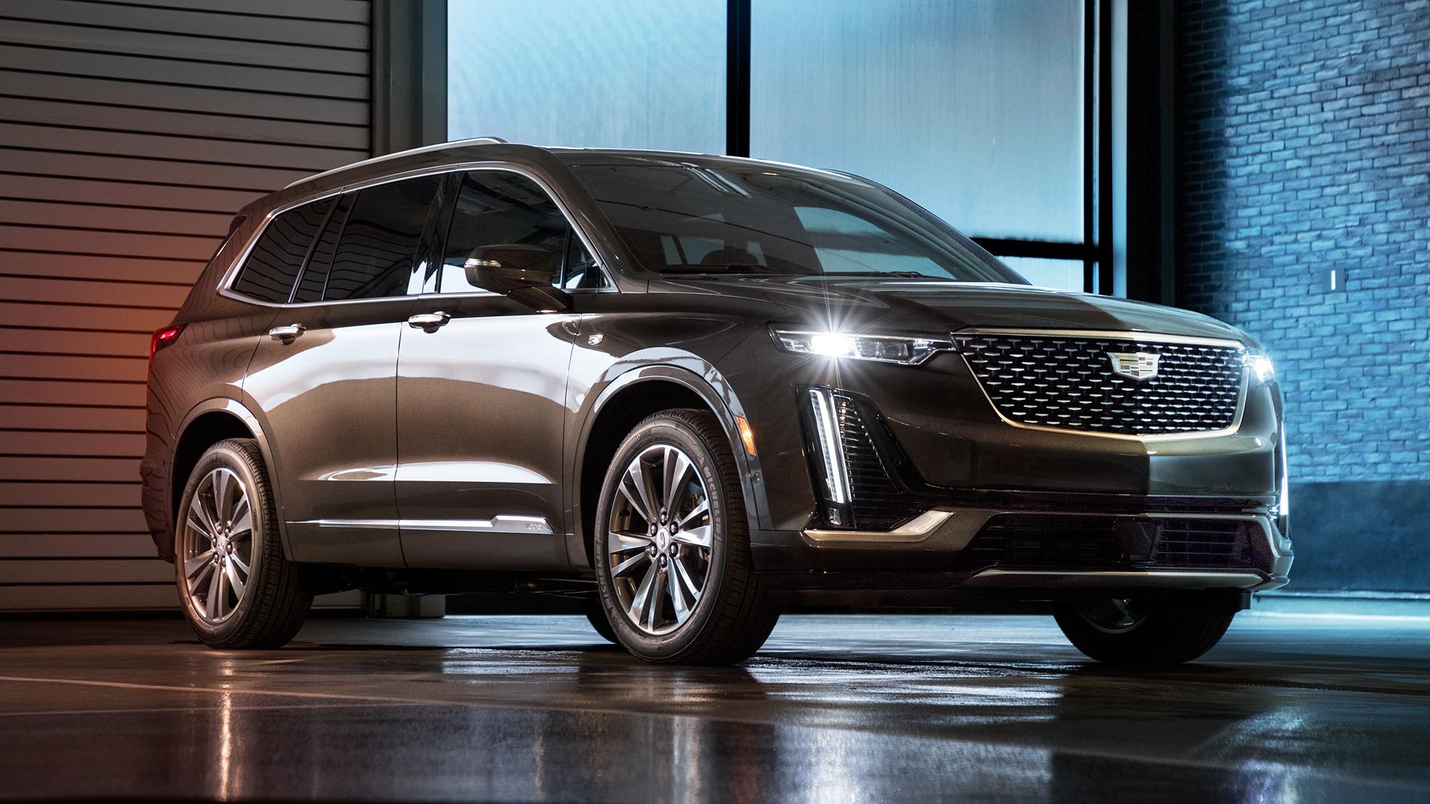 2020 Cadillac XT6: A More Genteel Three-Row Crossover SUV ...