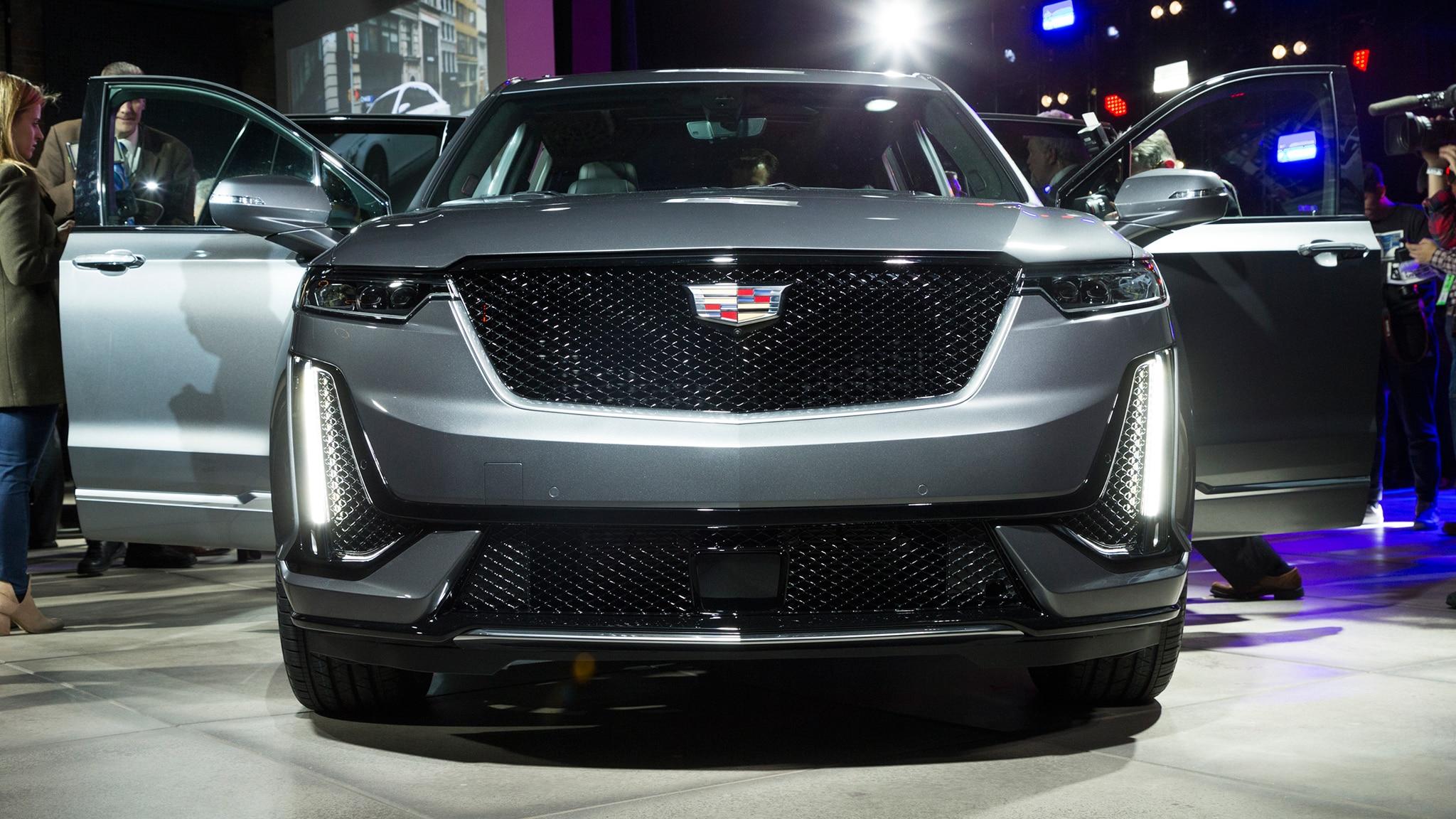 2020 Cadillac XT6: A More Genteel Three-Row Crossover SUV