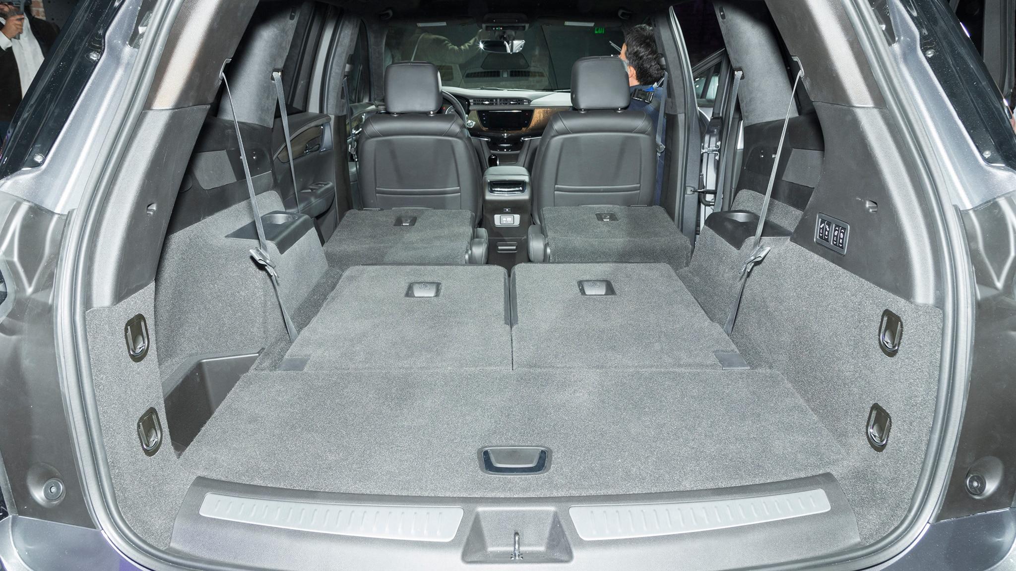 2020 Cadillac XT6: A More Genteel Three-Row Crossover SUV | Automobile Magazine