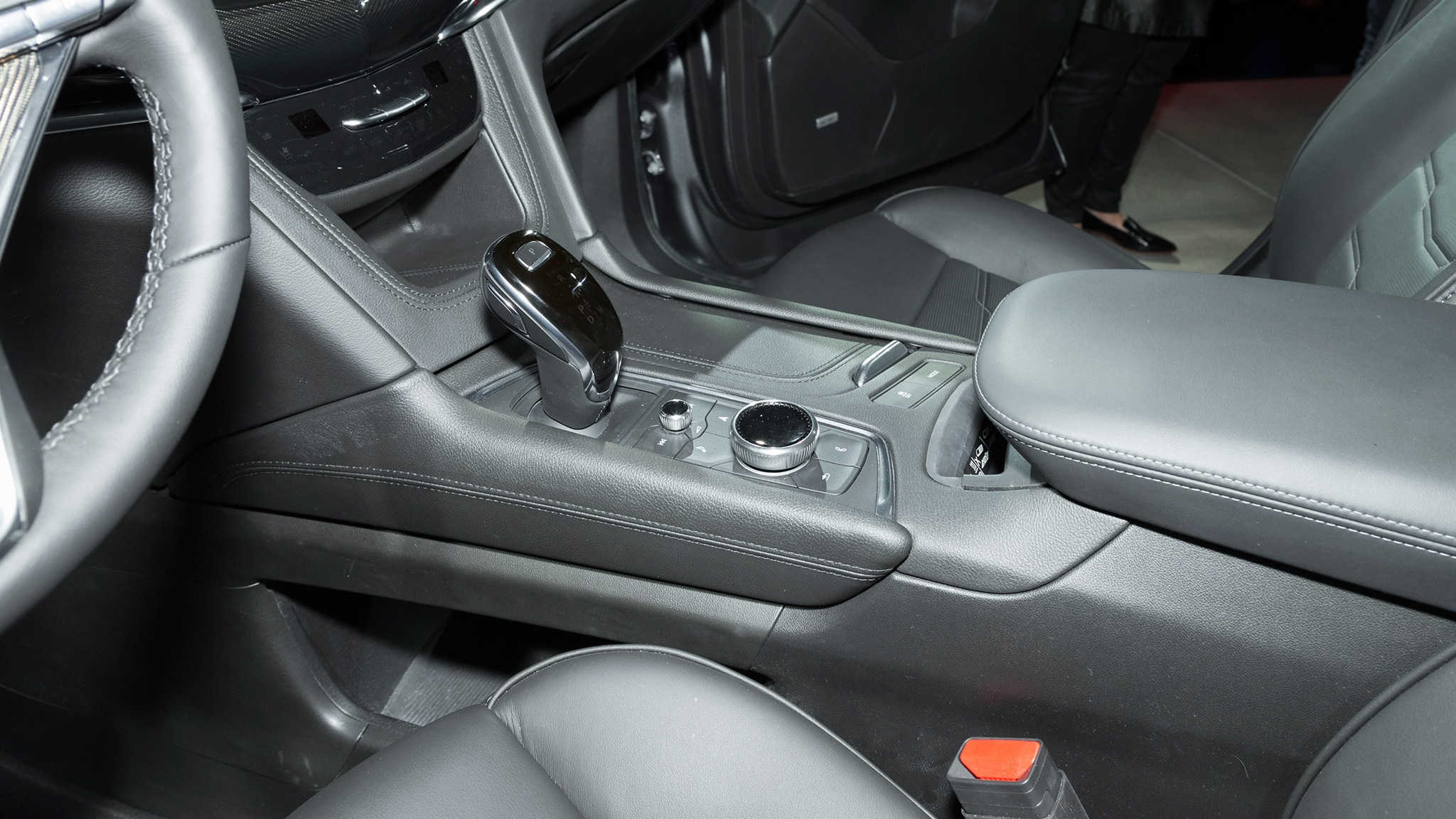 2020 Cadillac Xt6 A More Genteel Three Row Crossover Suv