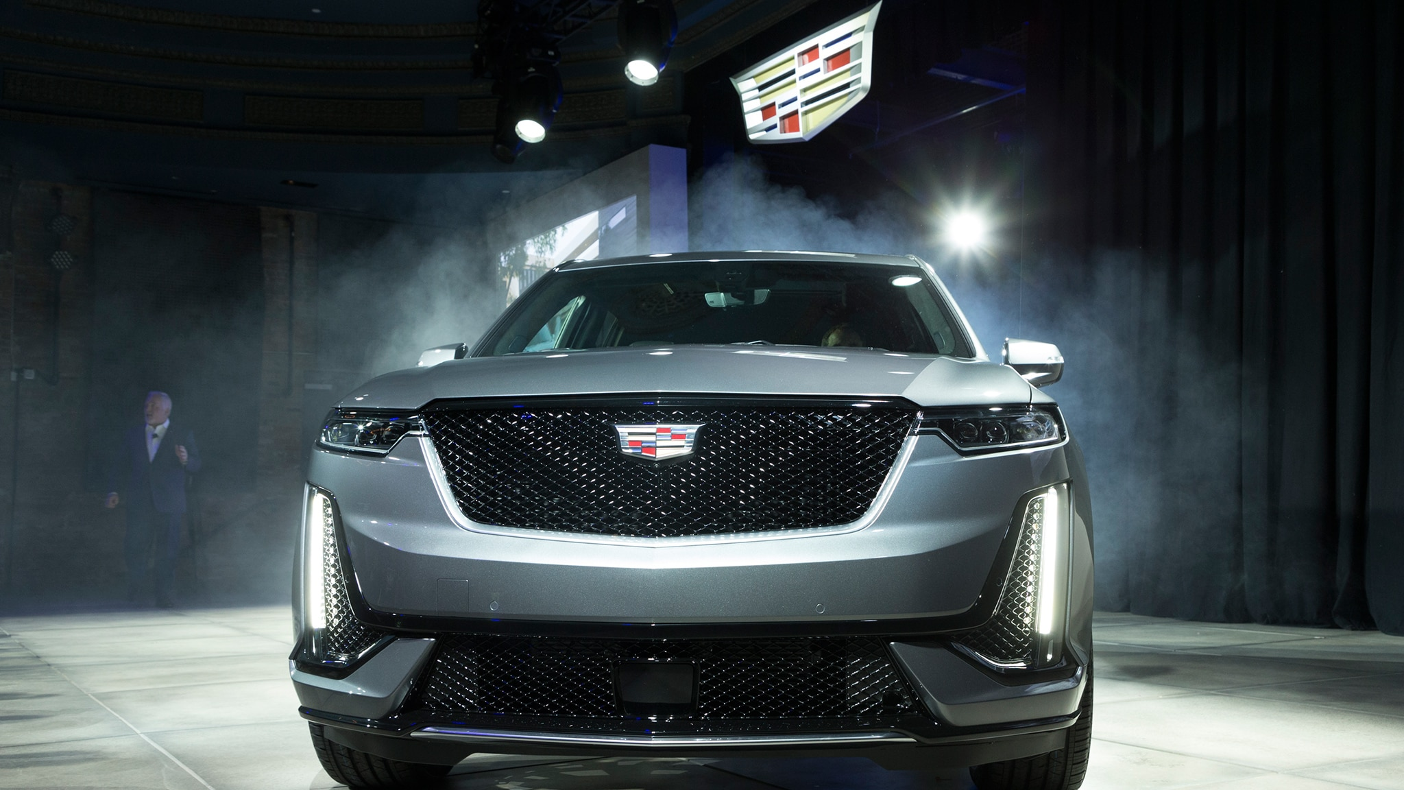 2020 Cadillac Xt6 A More Genteel Three Row Crossover Suv