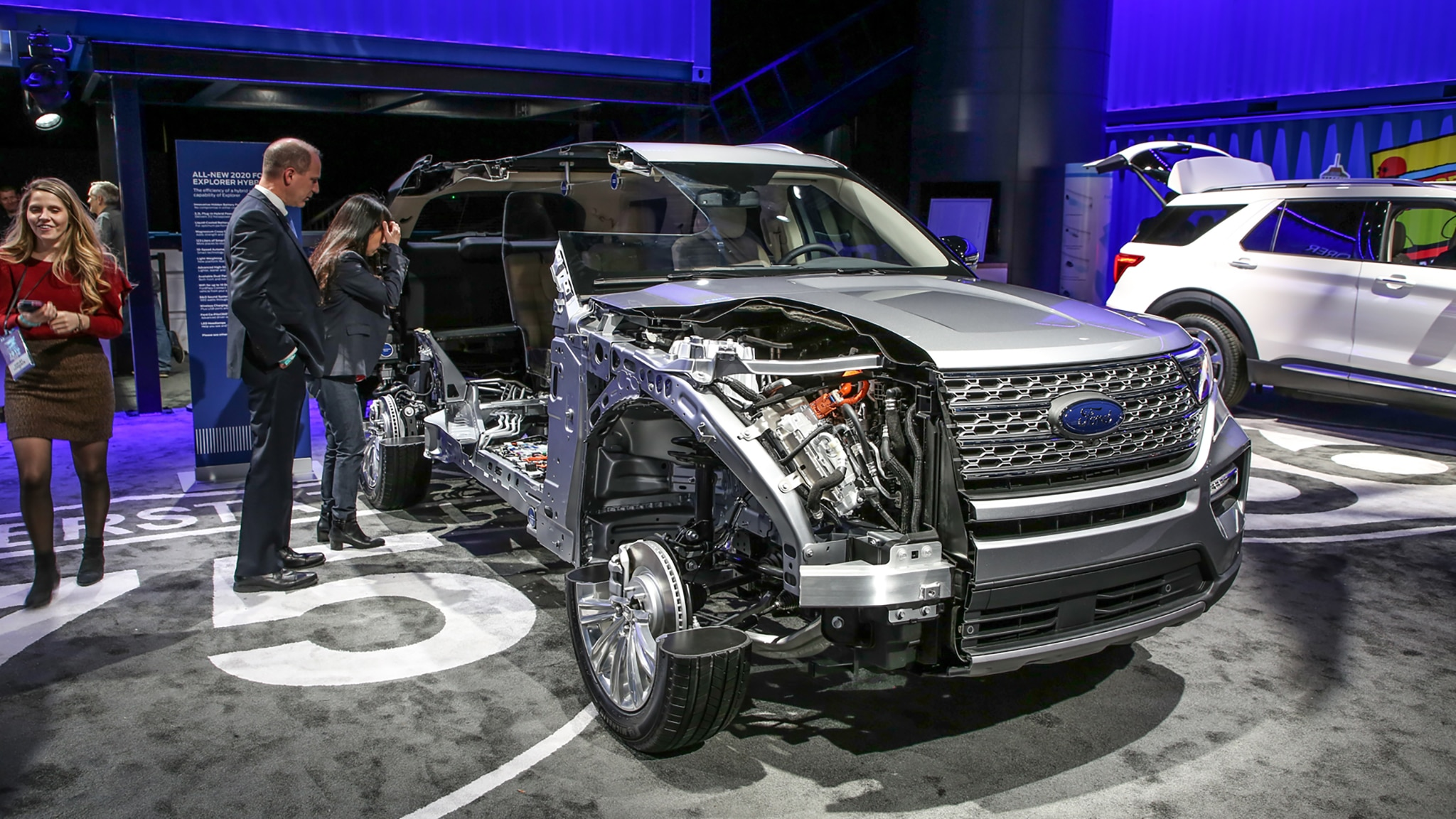 2020 Ford Explorer Priced It Ll Run From 34k To Nearly