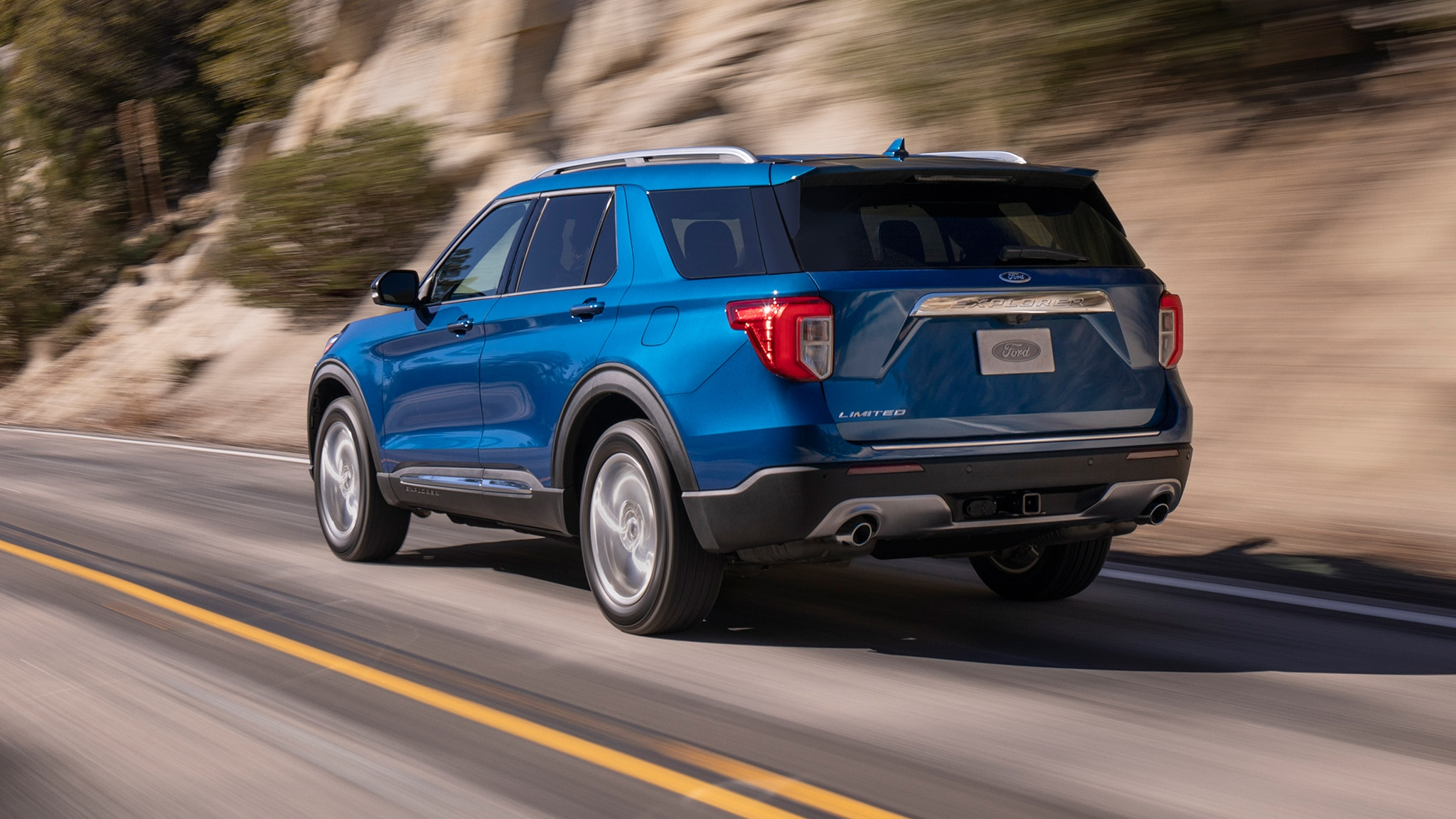 Ford unveils revamped Explorer ahead of Detroit auto show