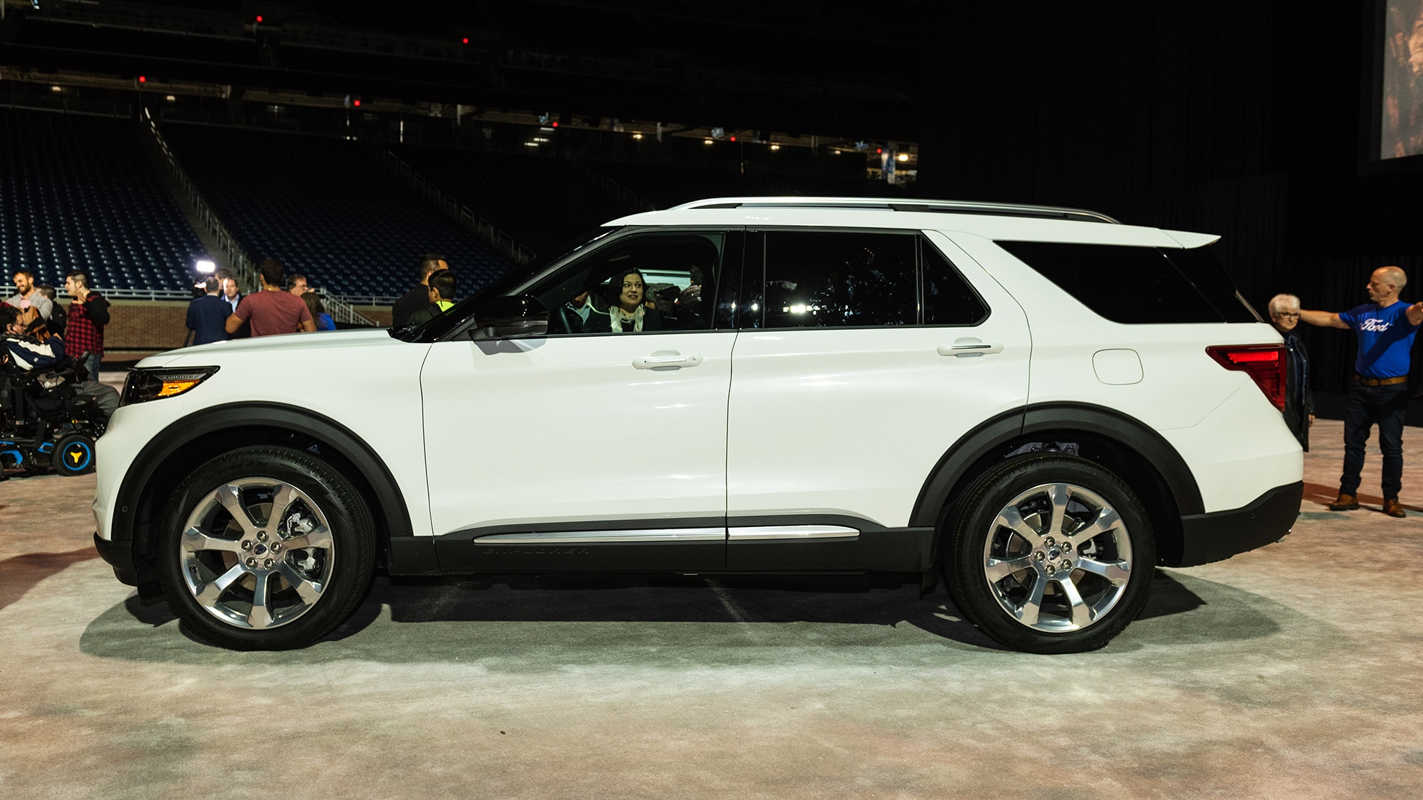 2020 Ford Explorer Sport Ford Cars Review Release