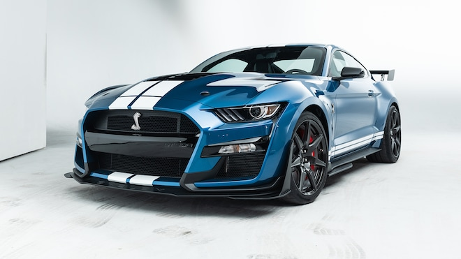 2020 Ford Mustang Shelby G500 6
