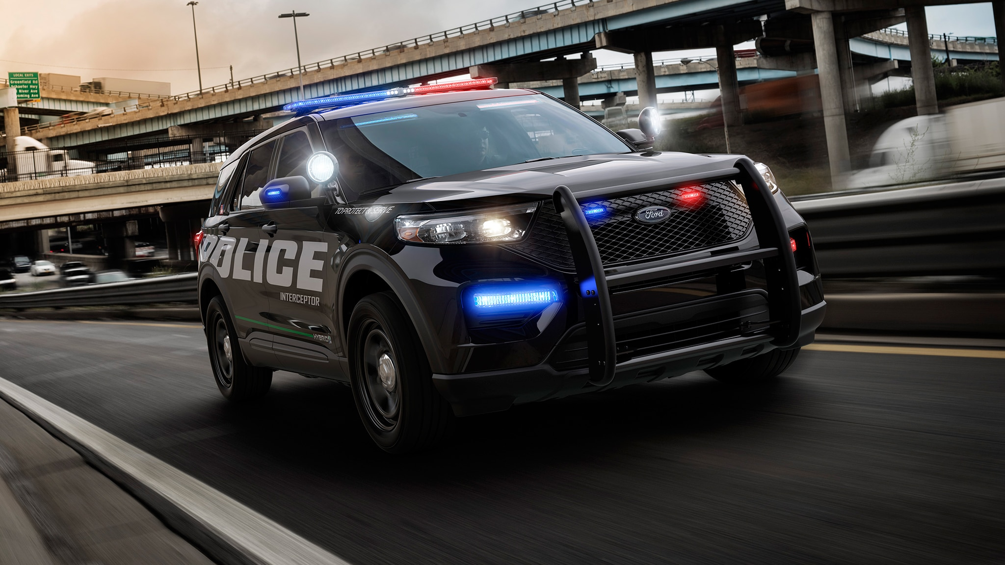 Ford Police Interceptor Utility: Everything you need to know