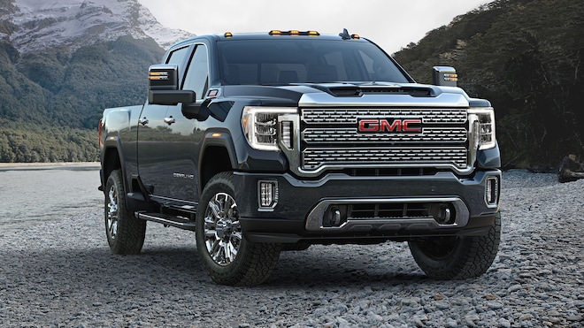 2020 Gmc Sierra Hd Debuts Huge Grille Huge Capability Automobile