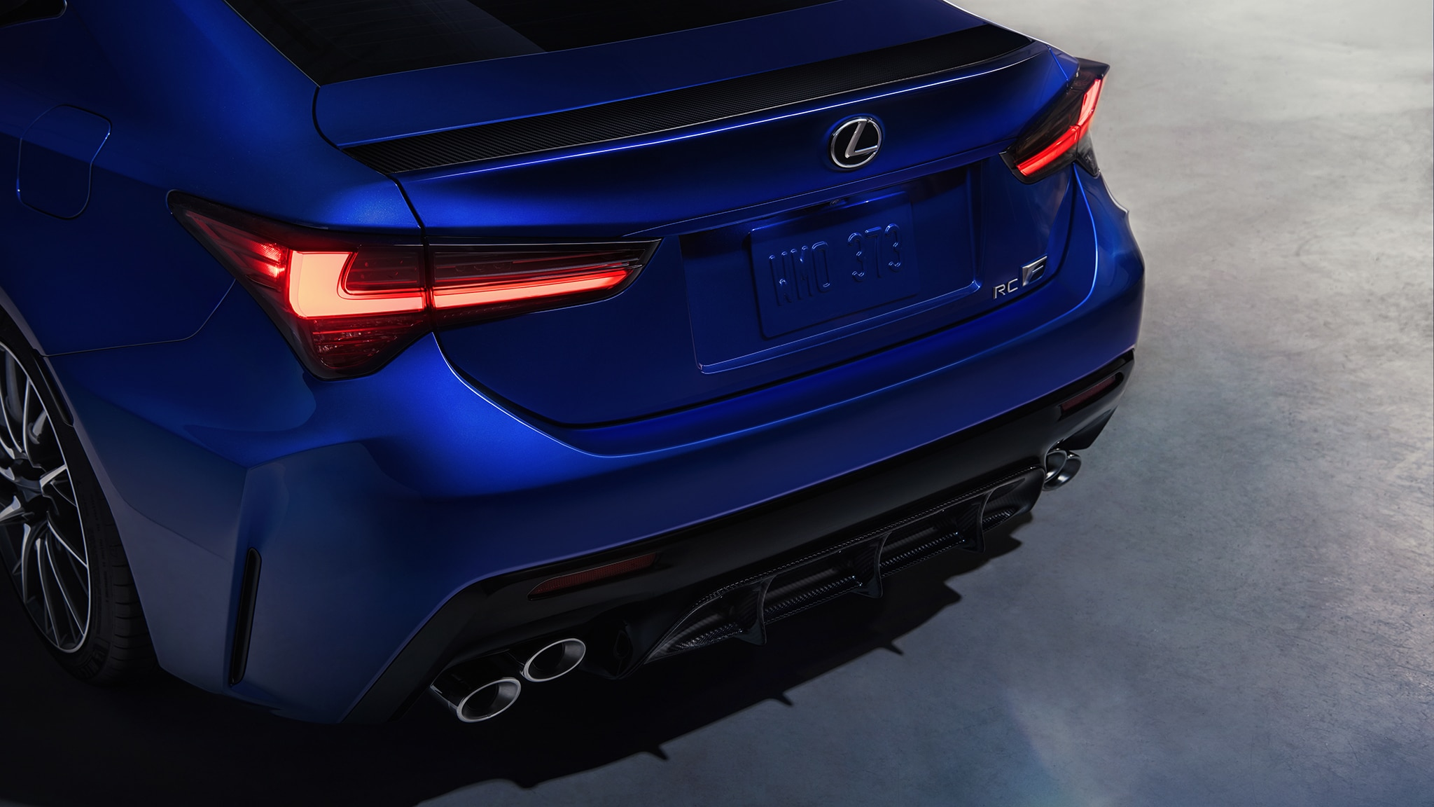 2020 Lexus Rc F More Power Less Weight Automobile Magazine