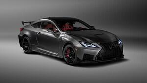 2020 Lexus RC F Track Edition 1