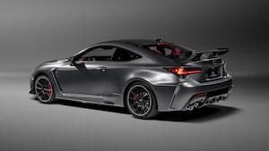 2020 Lexus RC F Track Edition 5