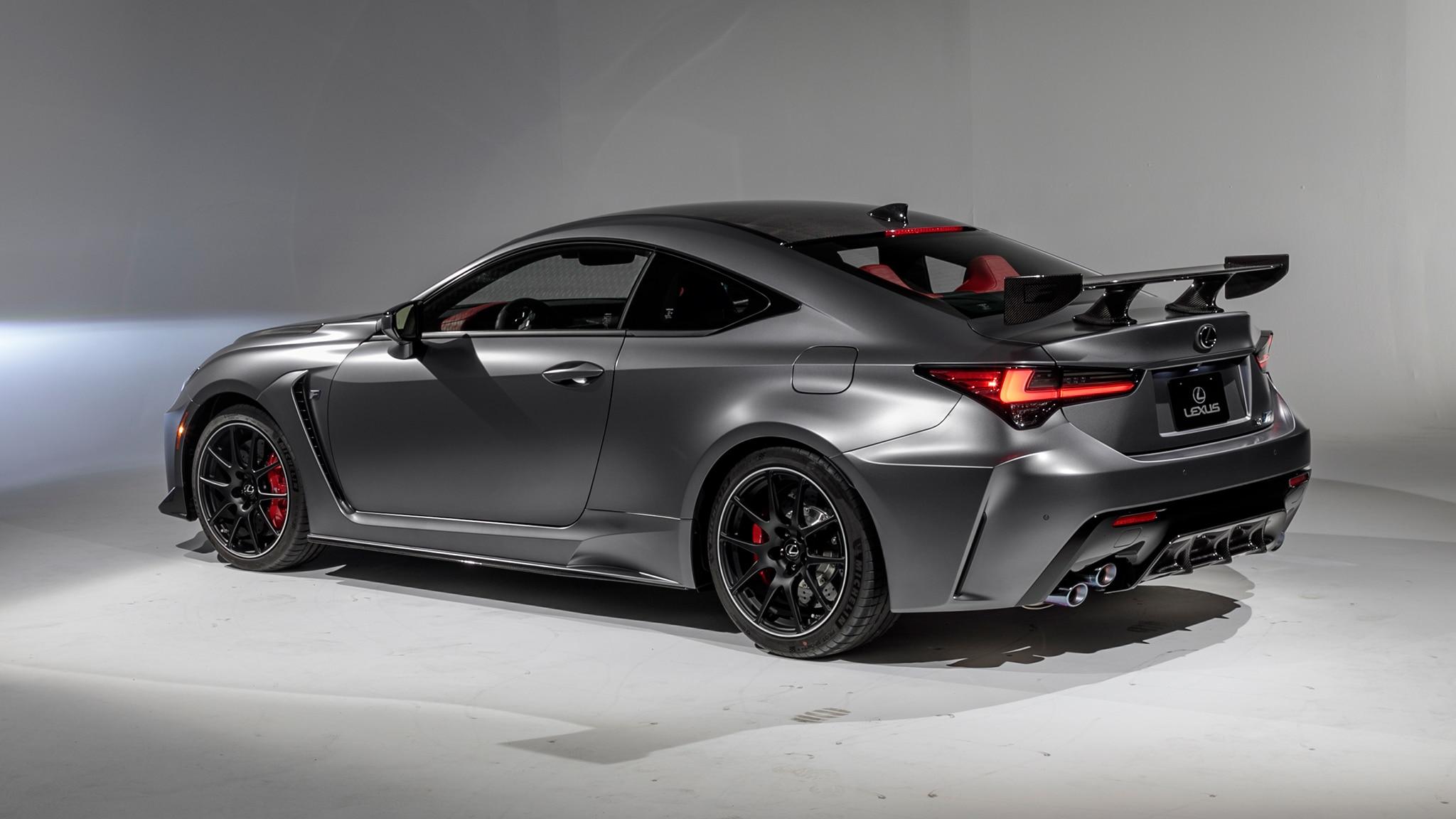 2020 Lexus RC F Track Edition 6