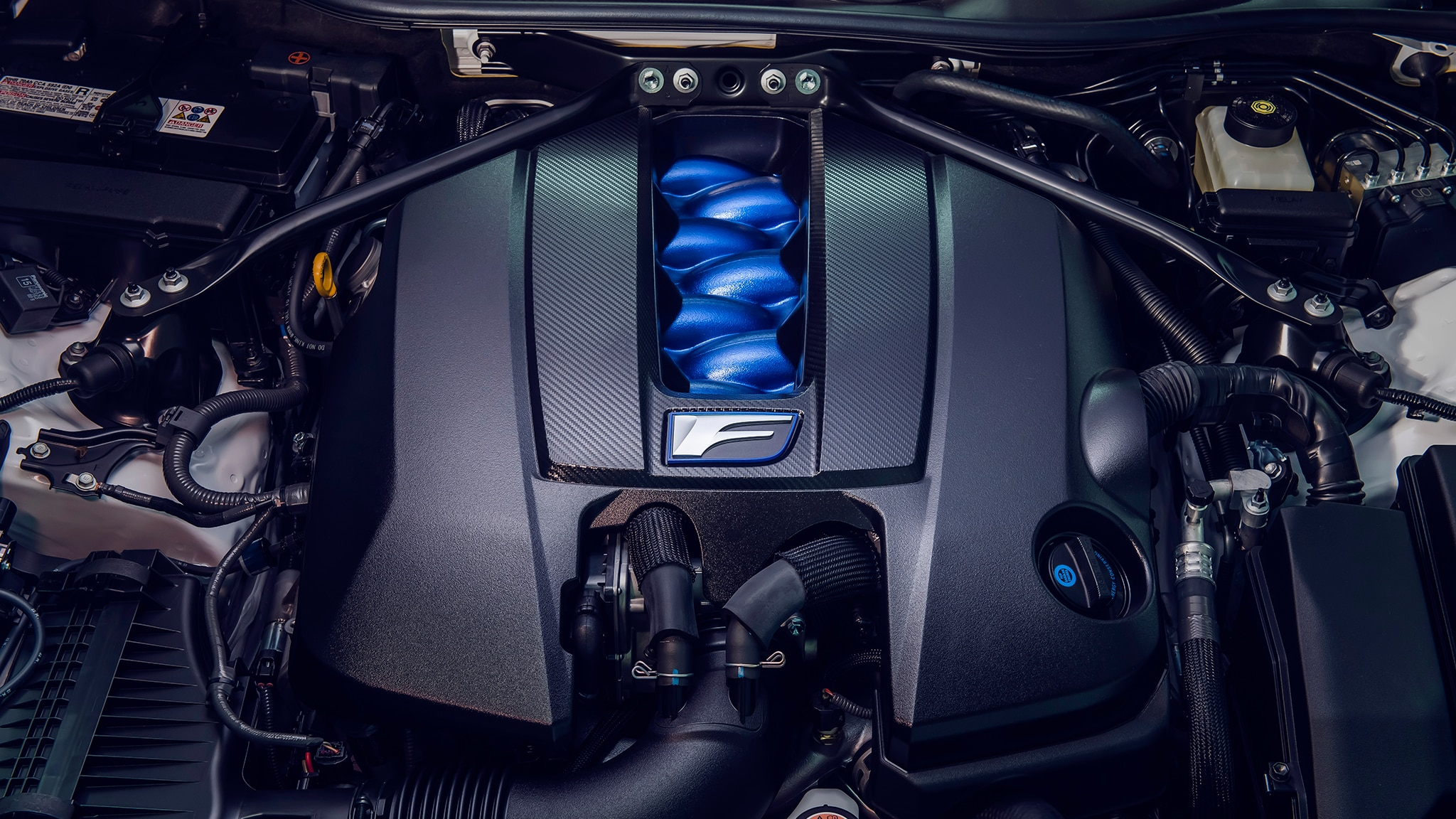 2020 Lexus RC F And RC F Track Edition 13
