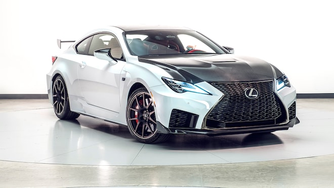 2020 Lexus RC F And RC F Track Edition 15