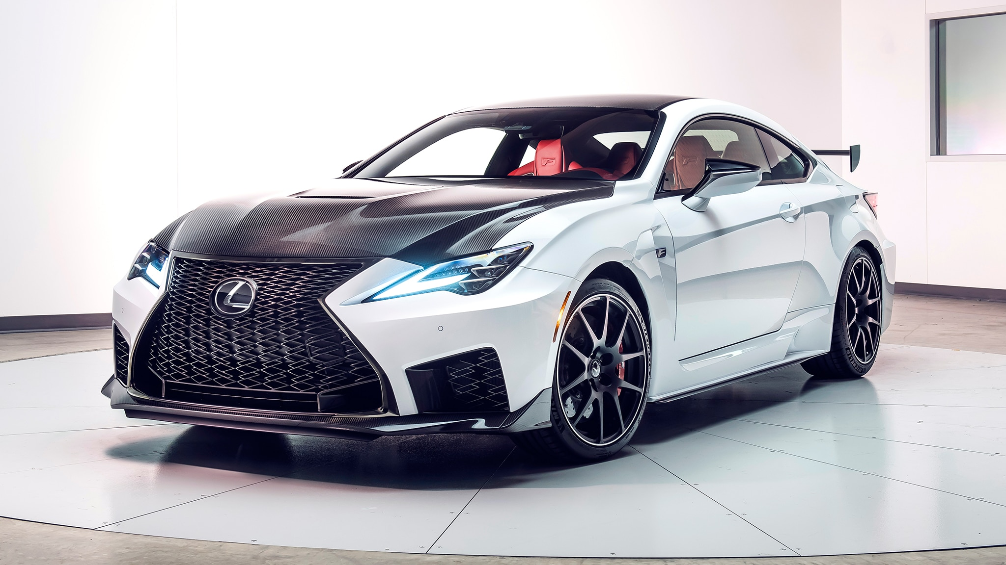 2020 Lexus RC F And RC F Track Edition 16
