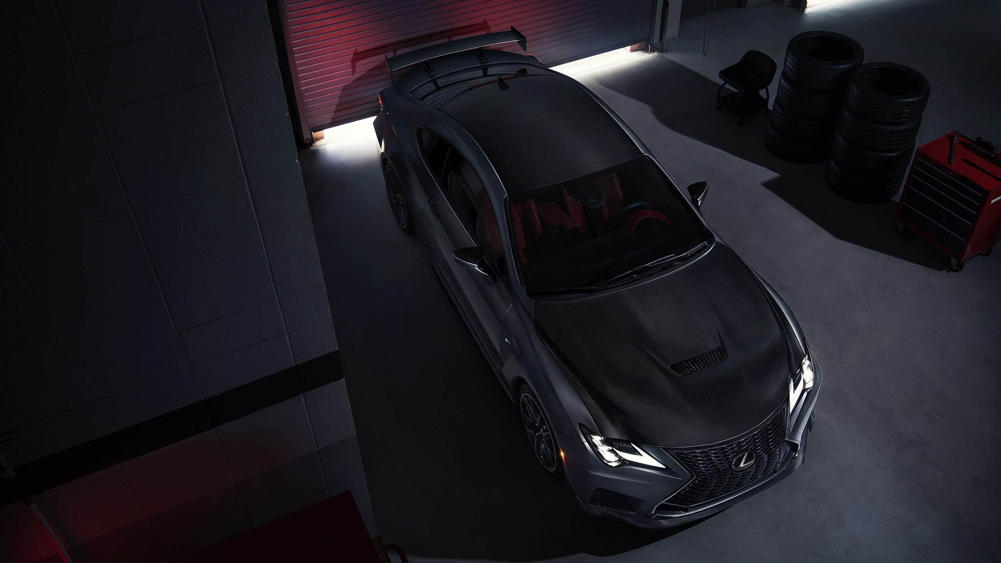 2020 Lexus RC F And RC F Track Edition 17