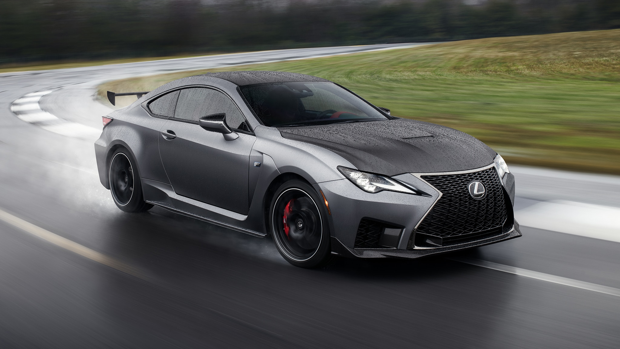 2020 Lexus RC F And RC F Track Edition 18