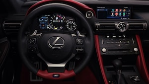 2020 Lexus RC F And RC F Track Edition 28