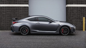 2020 Lexus RC F And RC F Track Edition 29