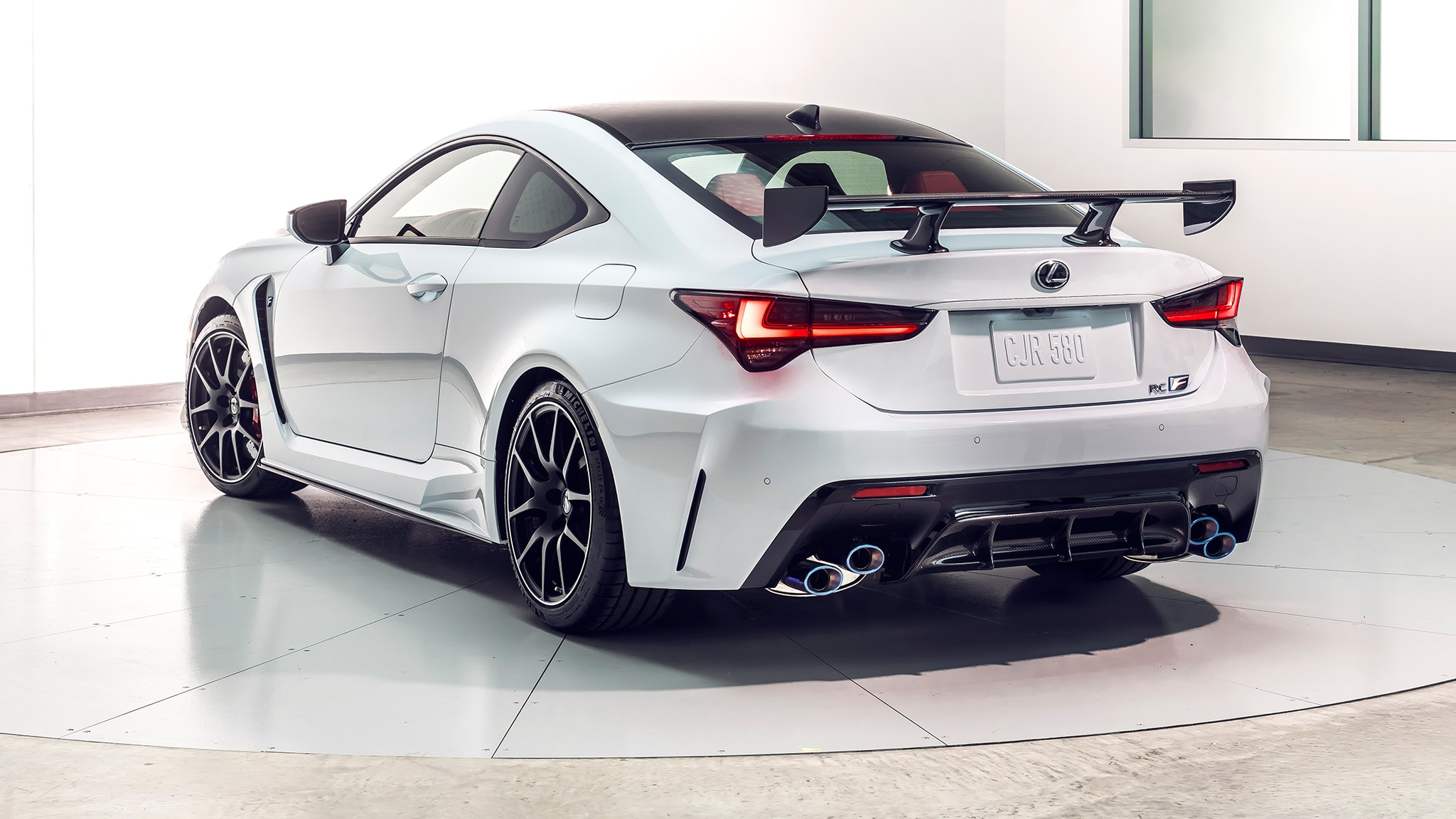 2020 Lexus RC F And RC F Track Edition 30