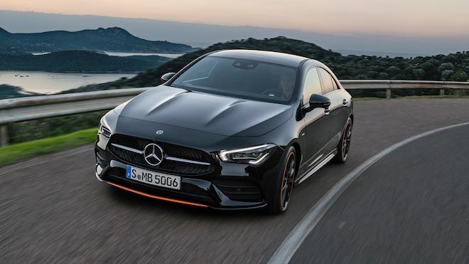 2020 Mercedes Benz CLA Class 21