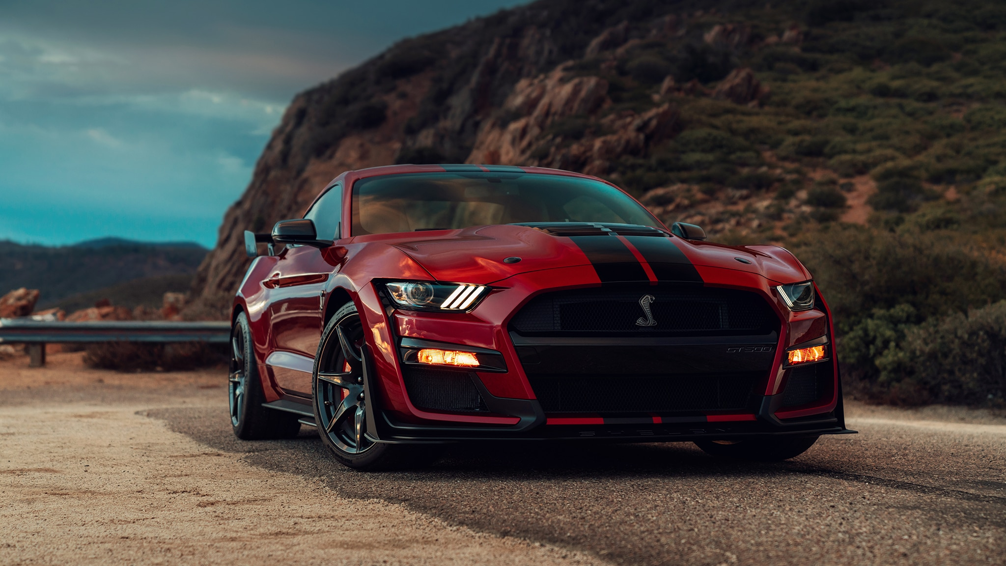 2020 Ford Mustang Shelby GT500: Details on Its 700+HP Engine