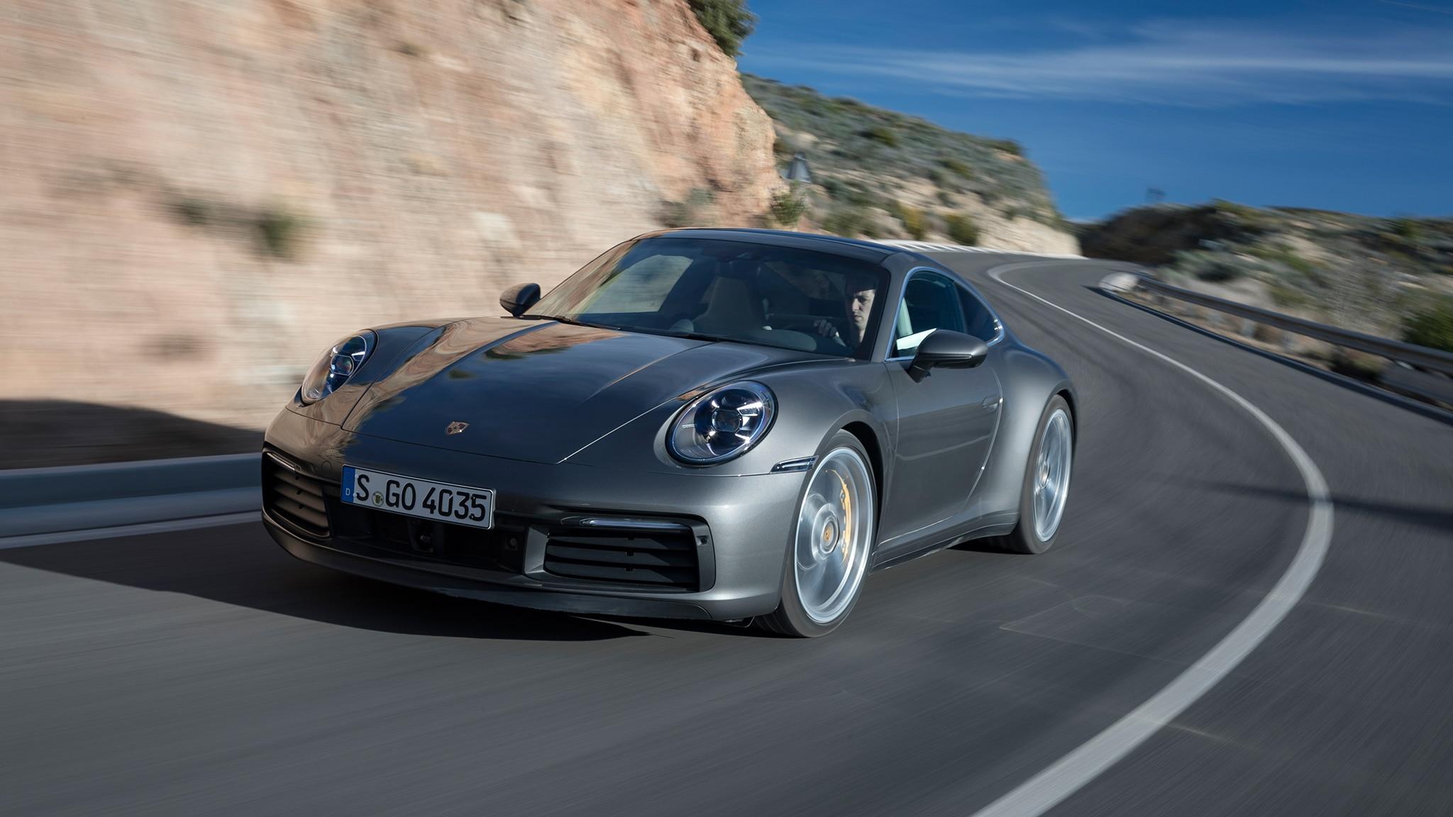2020 Porsche 911 Carrera S 29