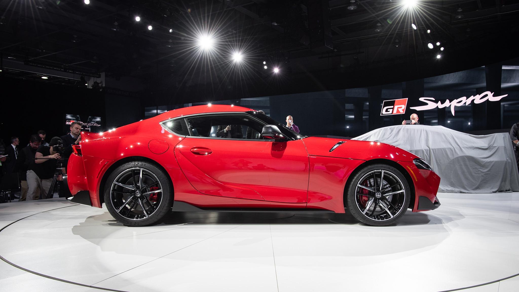010e29abca 2020 Toyota Supra Design Analysis: Interior, Exterior, Details ...