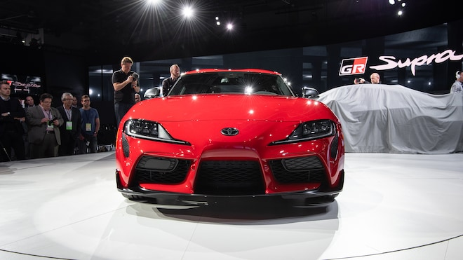 2020 Toyota Supra Official Info Everything You Want To Know