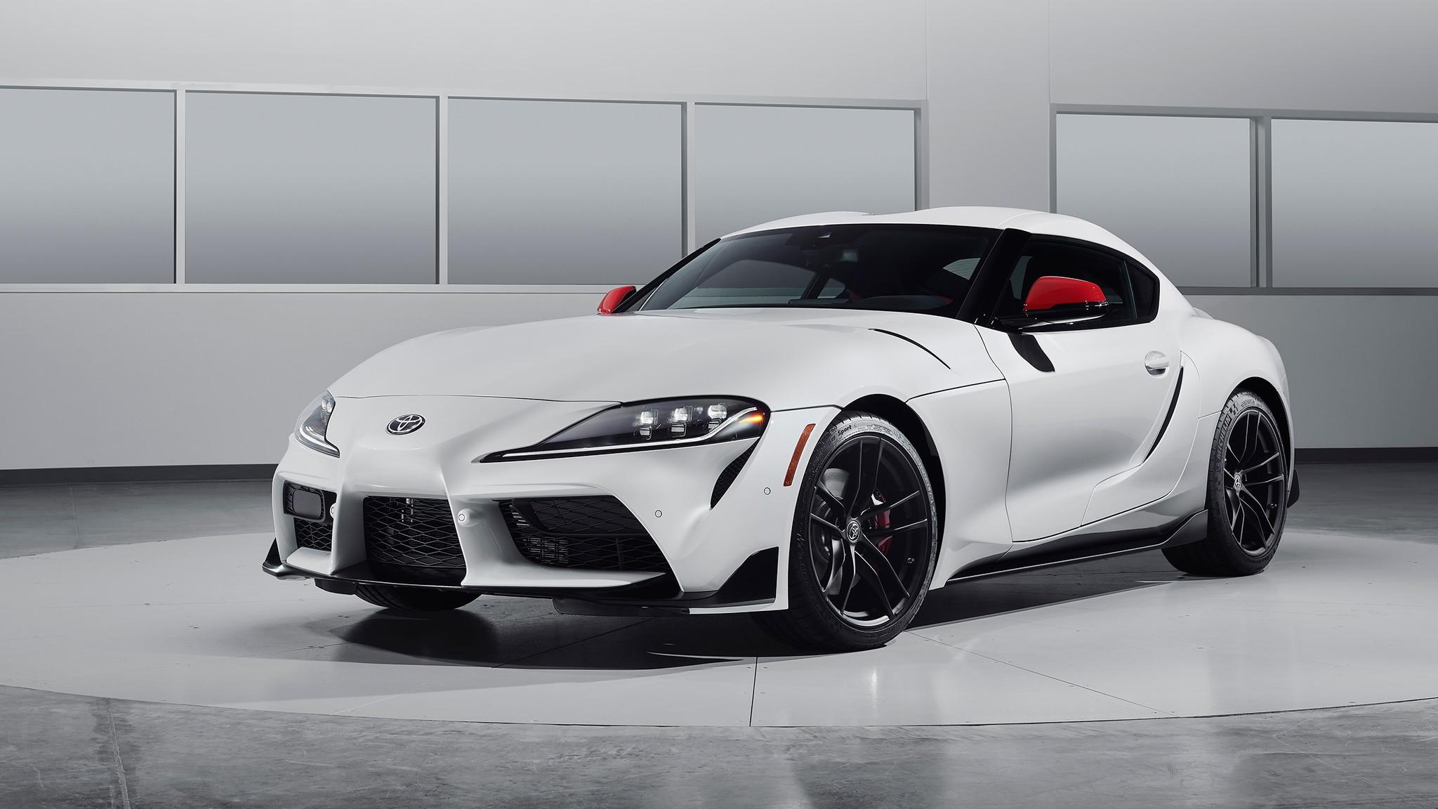 2020 Toyota Supra Launch Edition 03