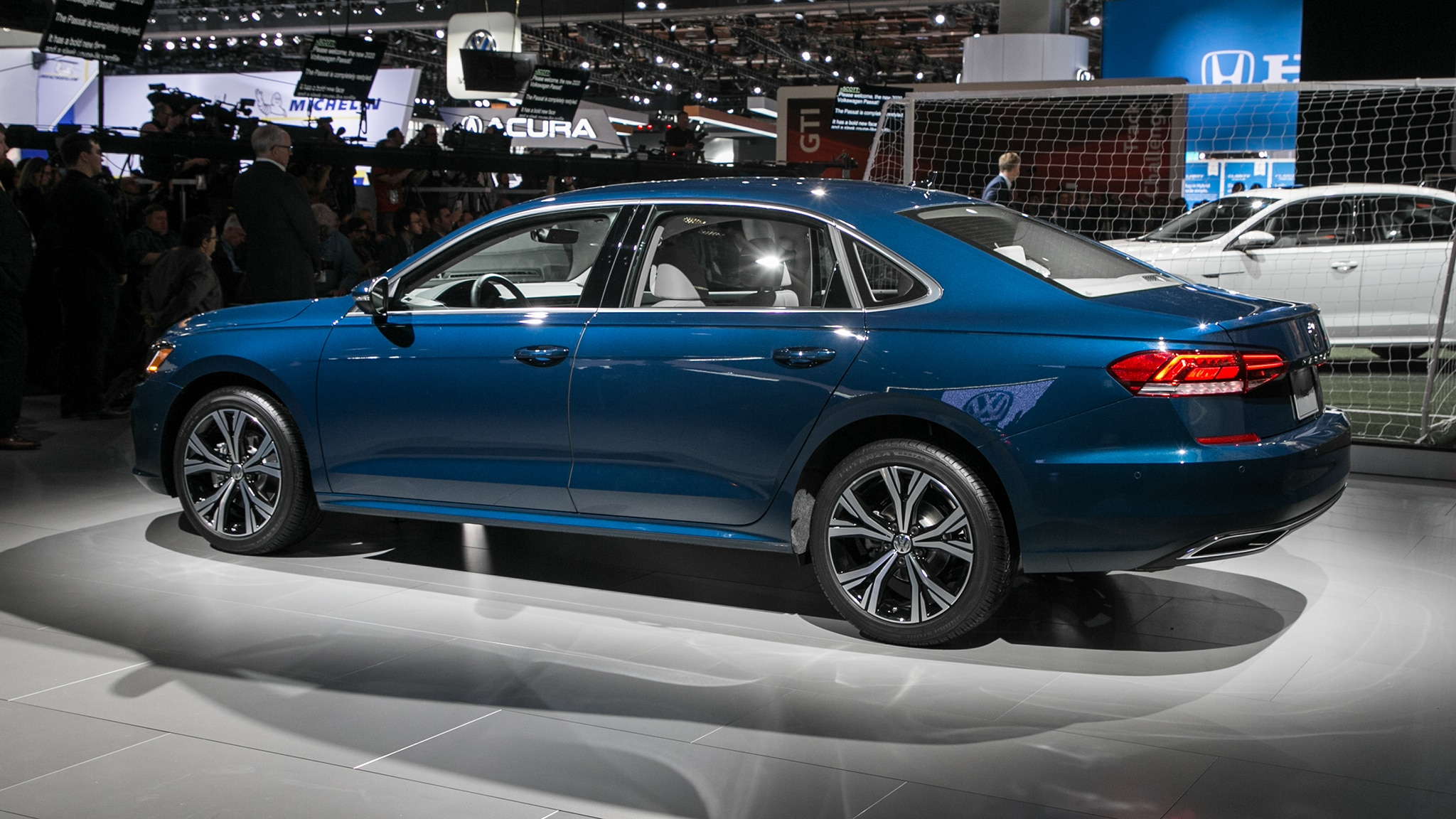 2020 VW Passat: New Where You Can See, Carry-Over Where You Can't