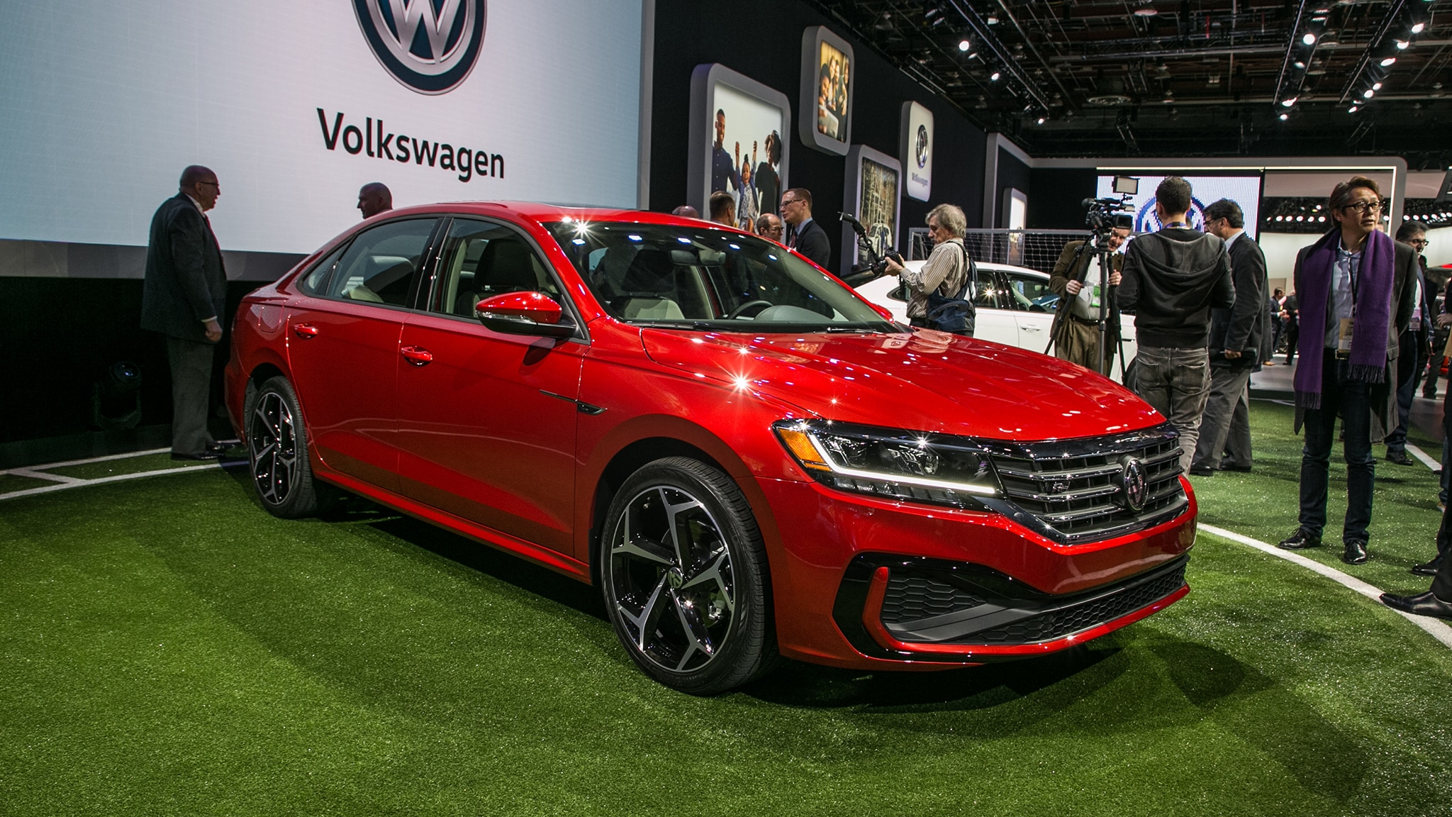 2020 VW Passat: New Where You Can See, Carry-Over Where You Can't   Automobile Magazine