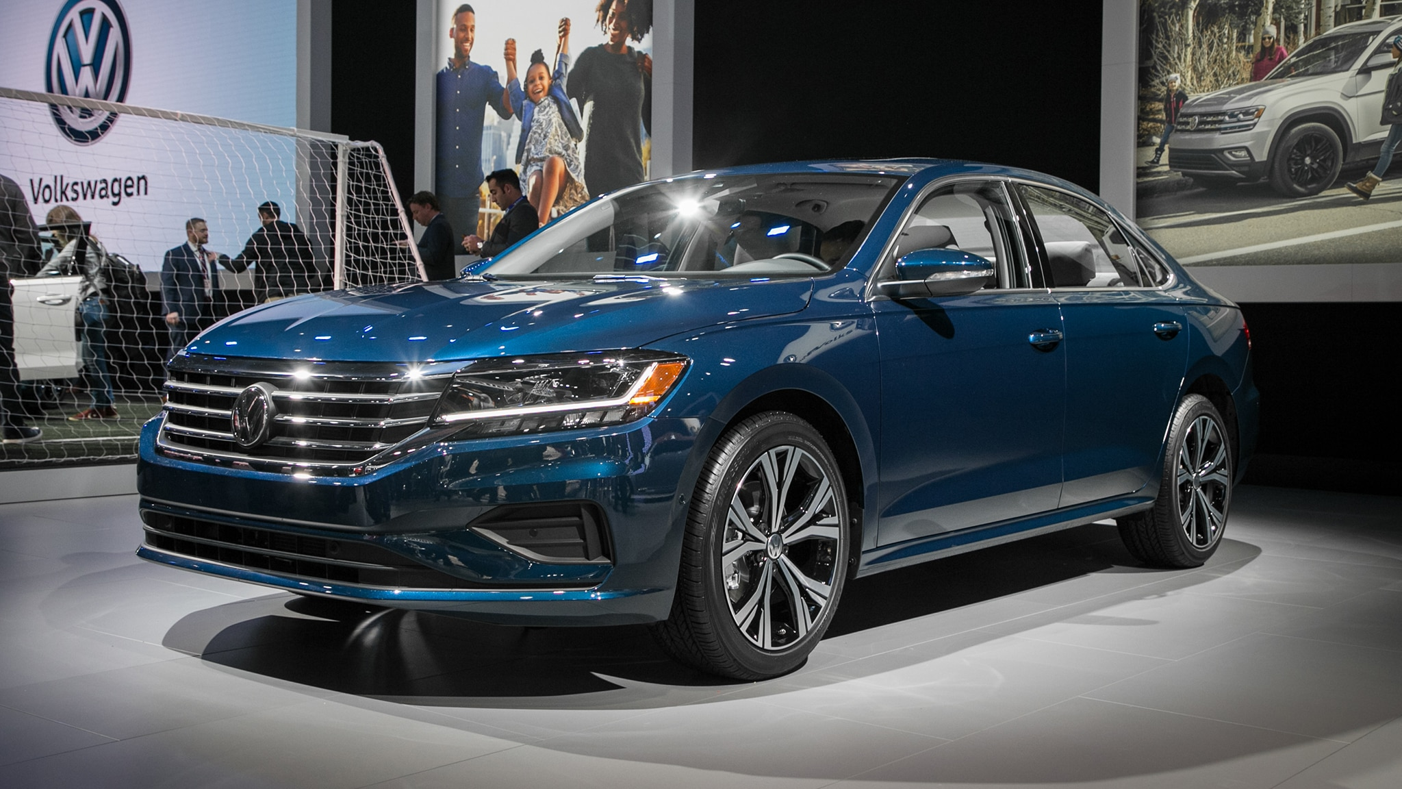 2020 Vw Passat New Where You Can See Carry Over Where You Can T