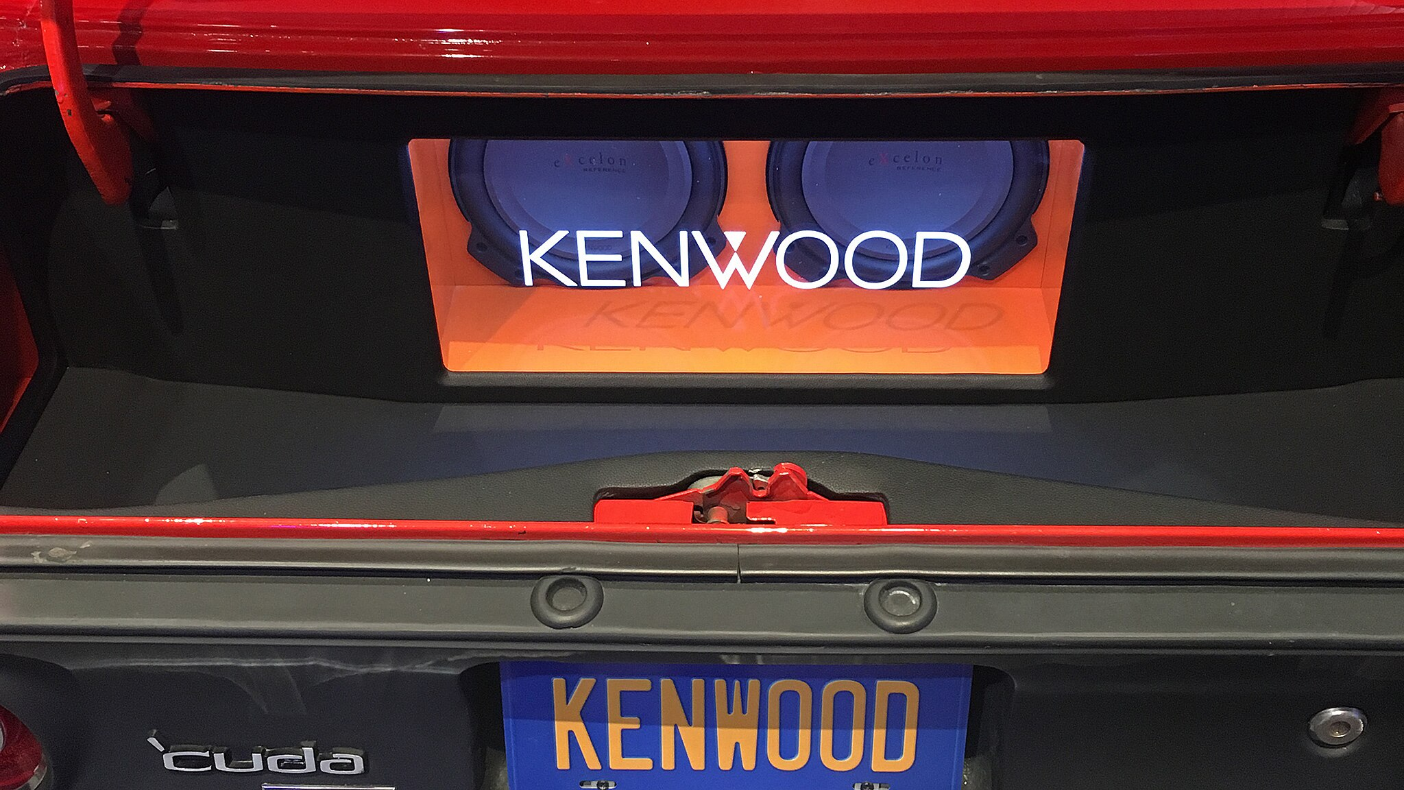 73 Plymouth Cuda Trunk 2019 Ces