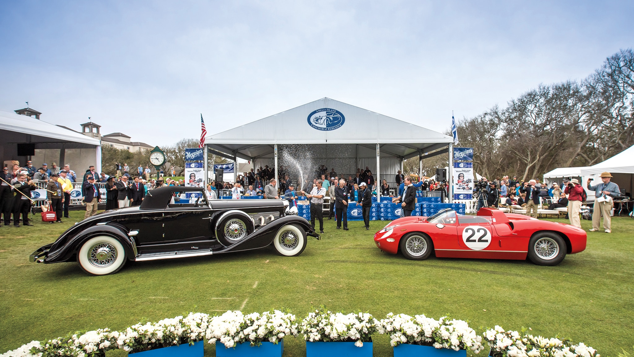 the 2019 amelia island concours is going to be epic automobile magazine. Black Bedroom Furniture Sets. Home Design Ideas