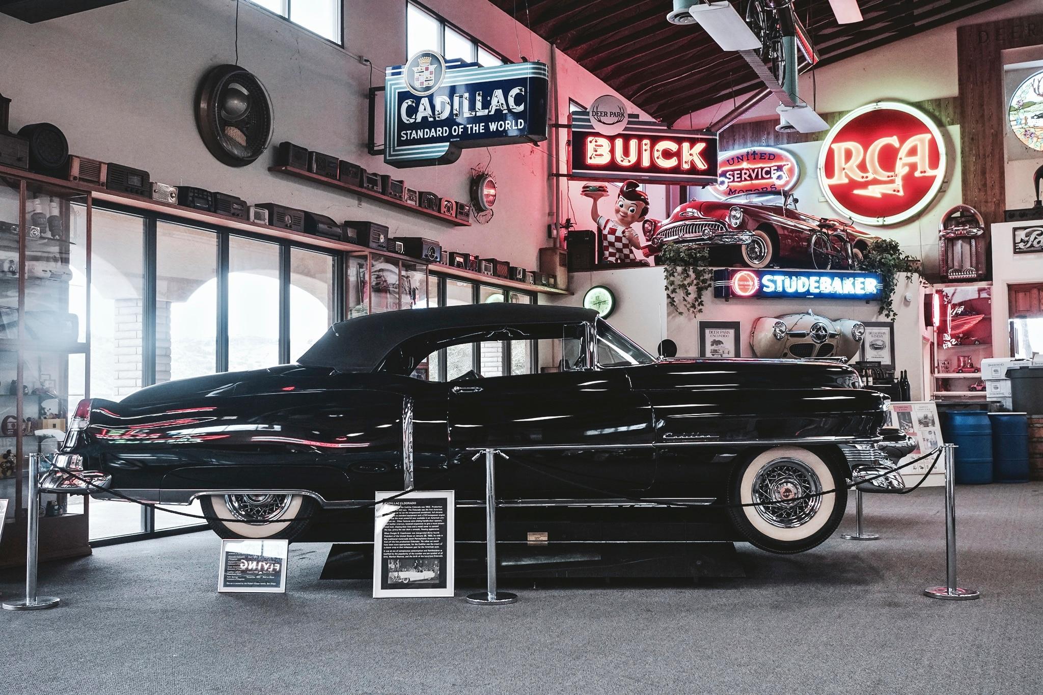 Deer Park Auto Museum 60