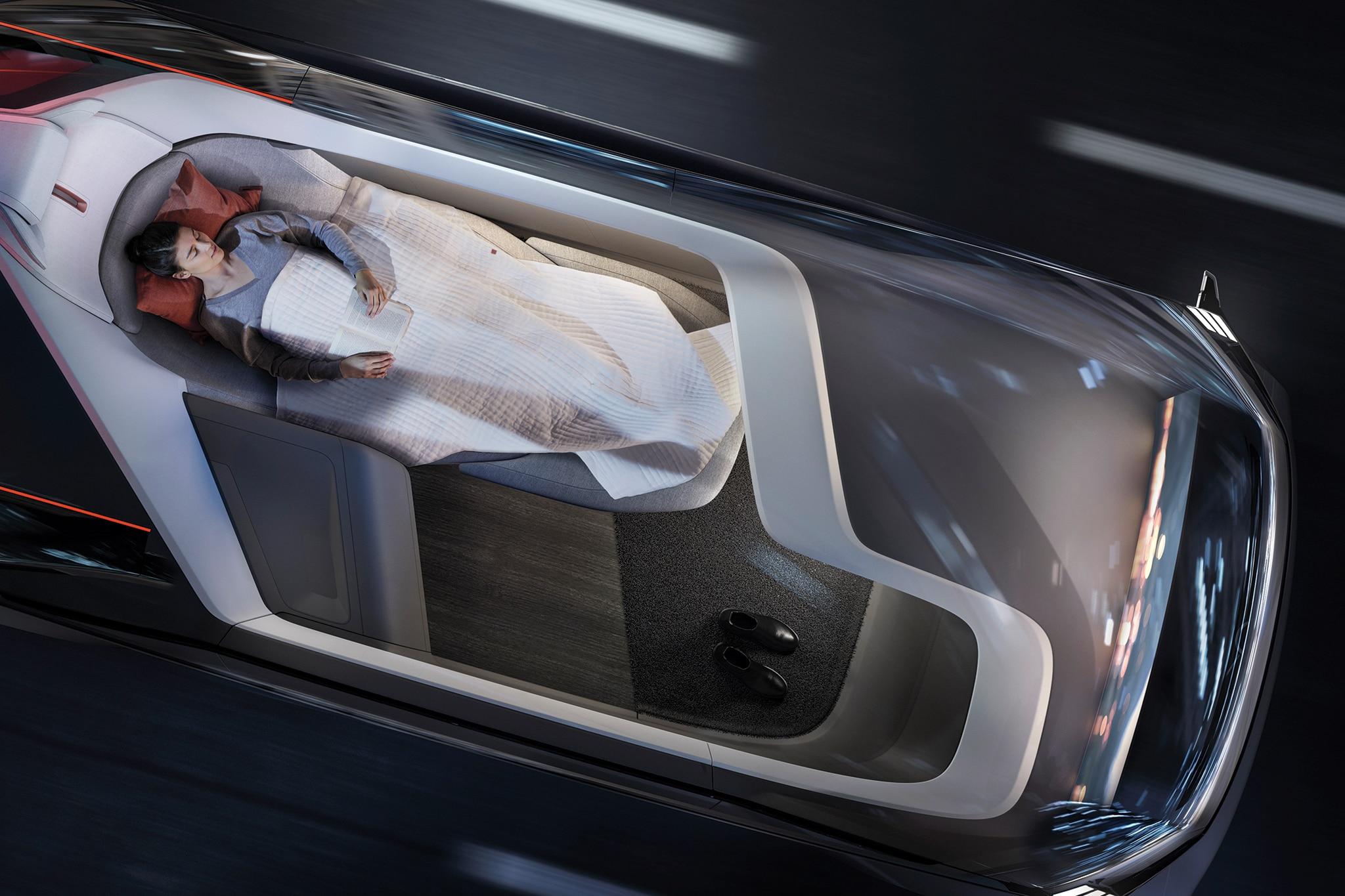 Future Car Interior 14