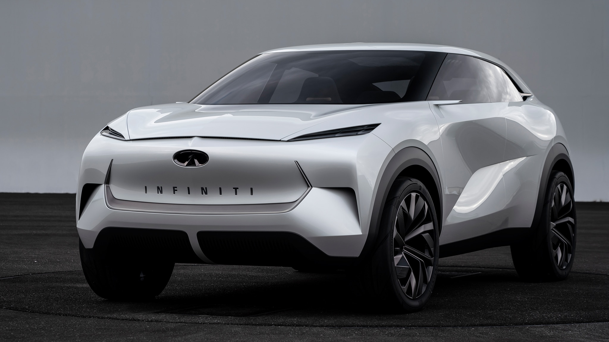 Infiniti QX Inspiration Concept: Future Look and Future ...