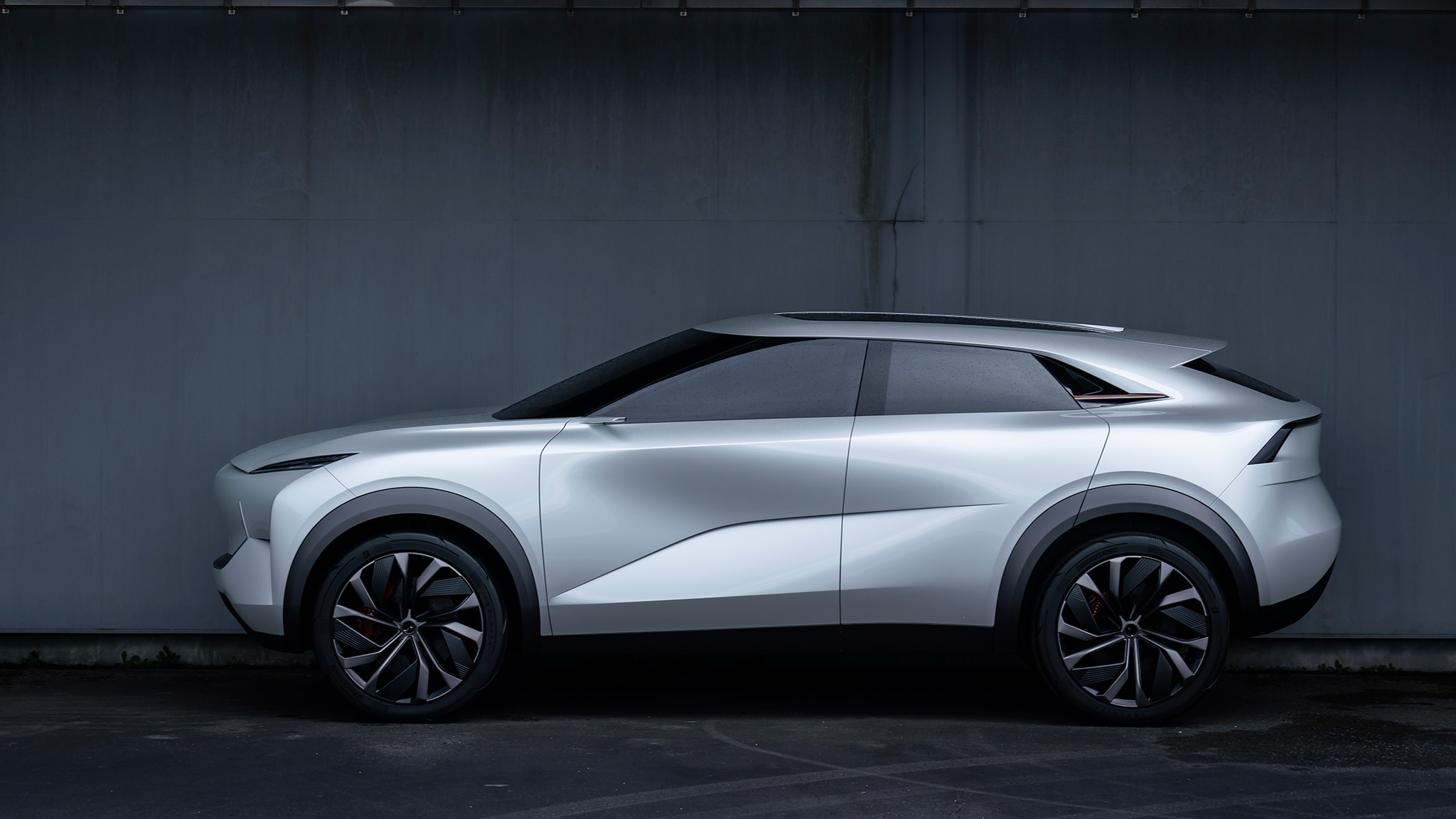 The QX Inspiration Concept Is the Future Look of Infiniti ...