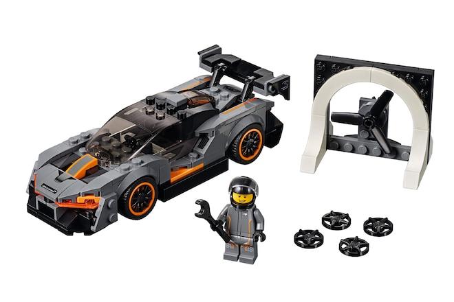 Lego Speed Champions McLaren Senna Set