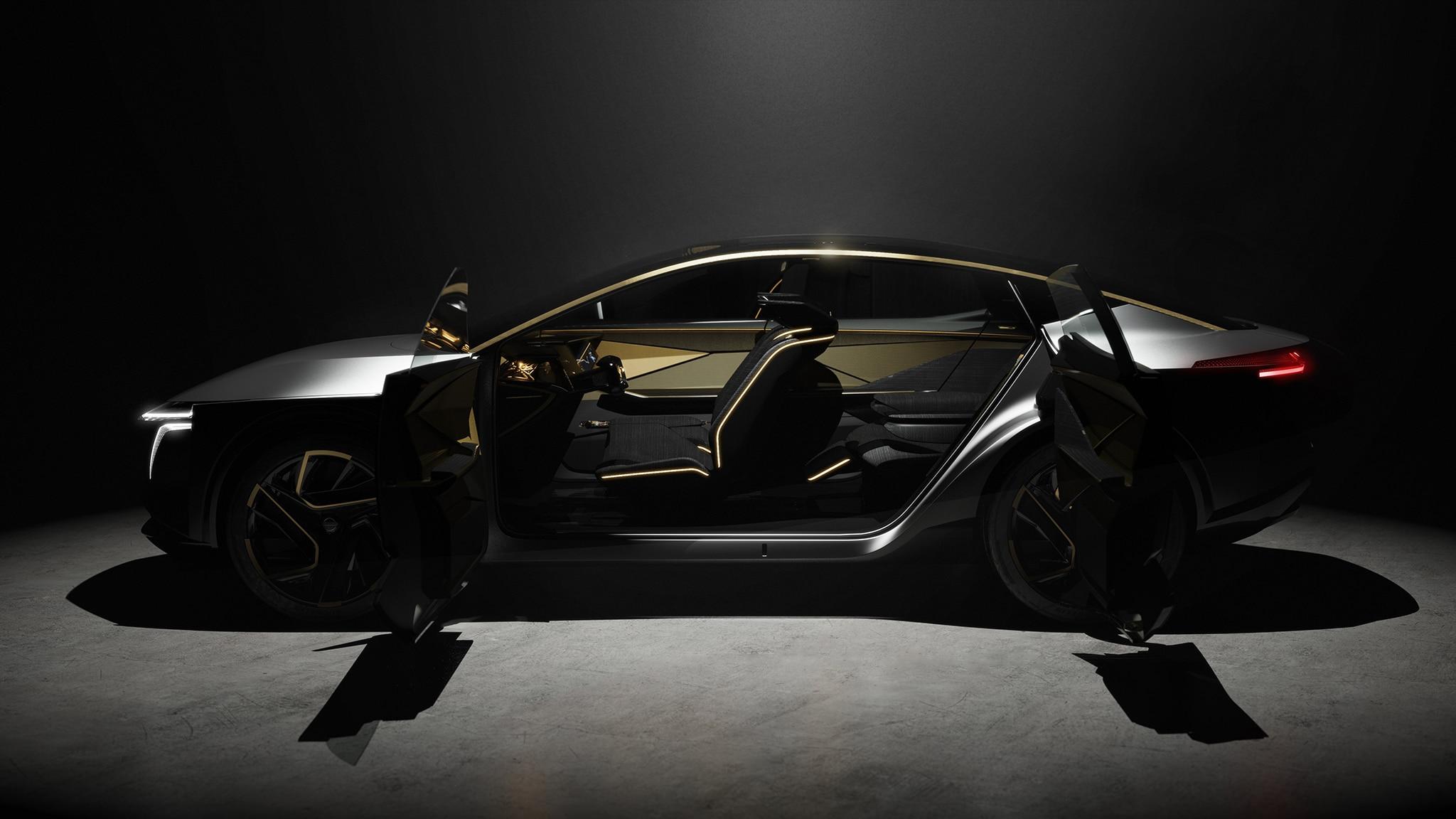 Nissan IMs Concept 21