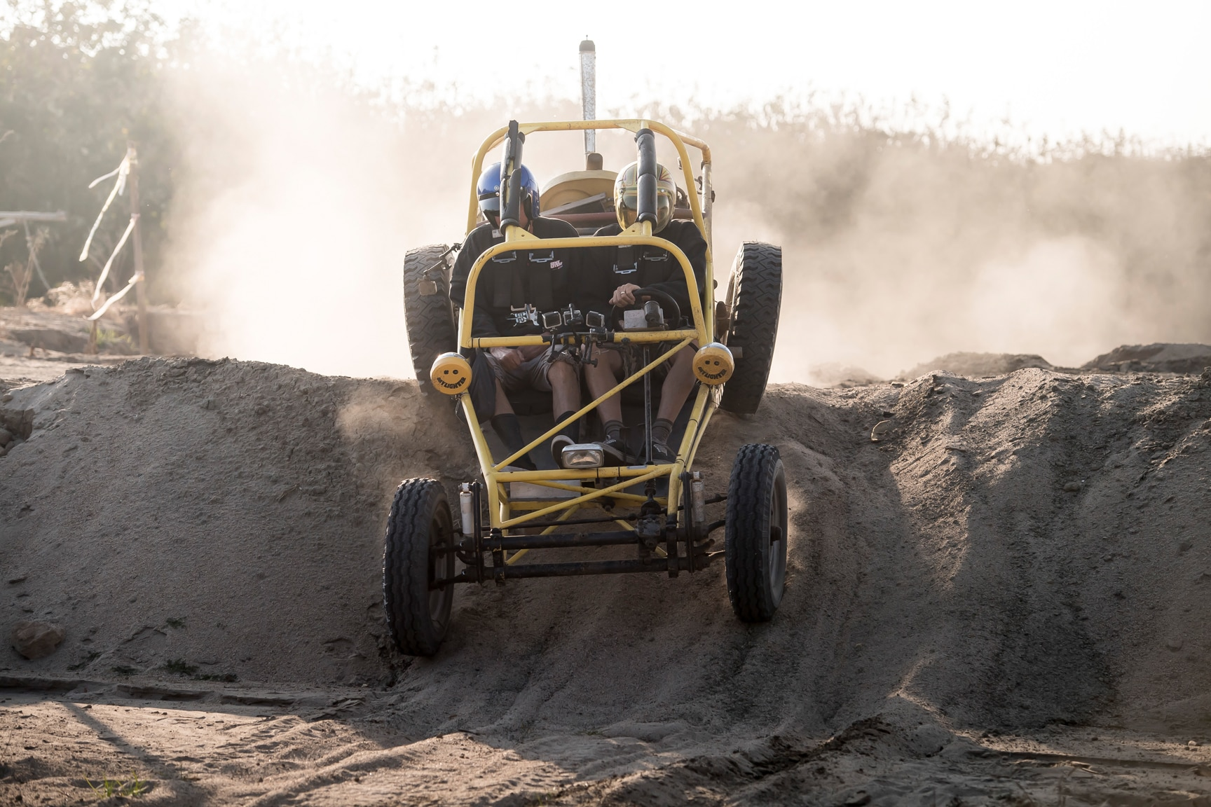 Boon Duggy? Watch the VW Dune Bug Surprise Project on
