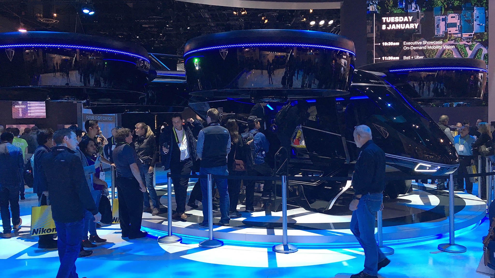 Bell Helicopter 2019 Ces
