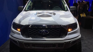 Ford Ranger Xbox Front 2019 Ces