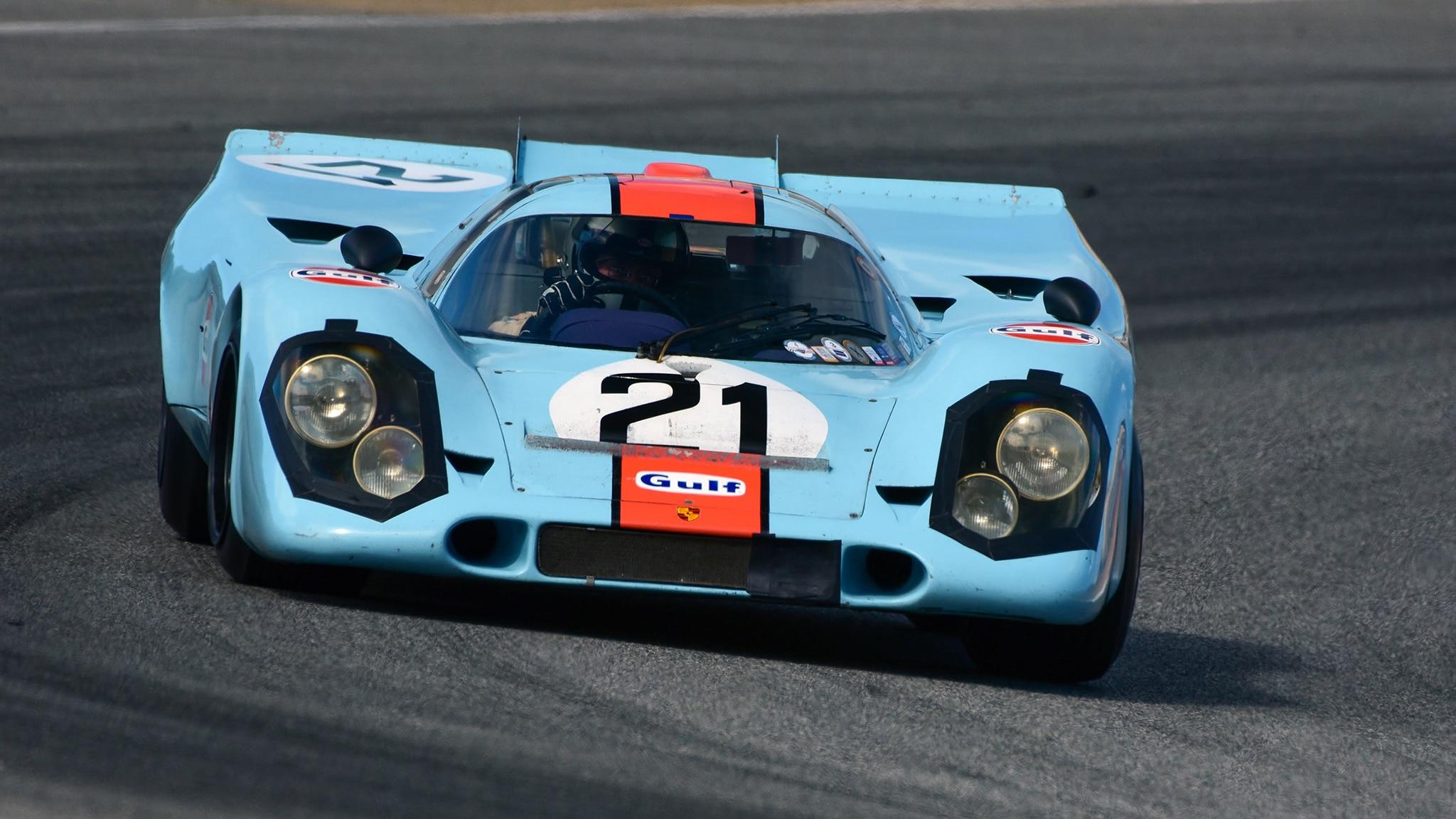 1970 Porsche 917k Front