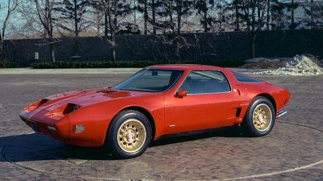 1973 General Motors Xp 987gt Front Three Quarter